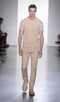 CALVIN KLEIN COLLECTION SPRING 2015 MEN'S COLLECTION – MILANO FASHION WEEK