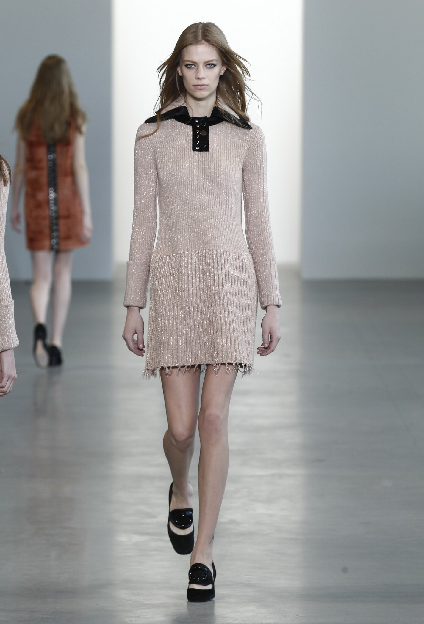 Calvin Klein Fall Winter 2015 16 Women's Collection New York Fashion Week Fashion Show