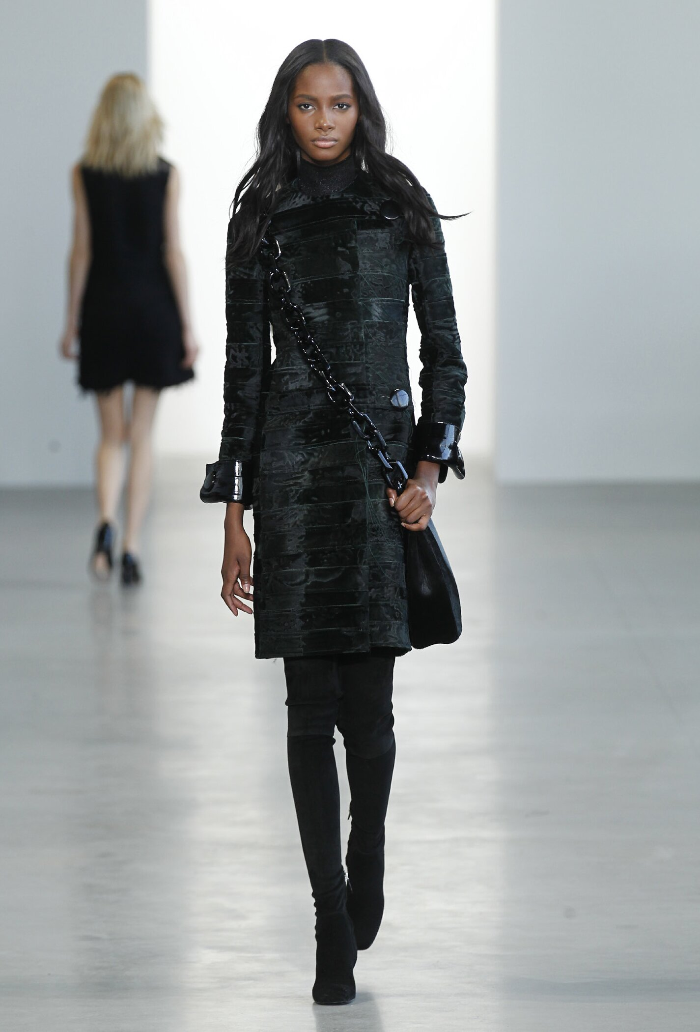 Calvin Klein Fall Winter 2015 16 Womens Collection New York Fashion Week