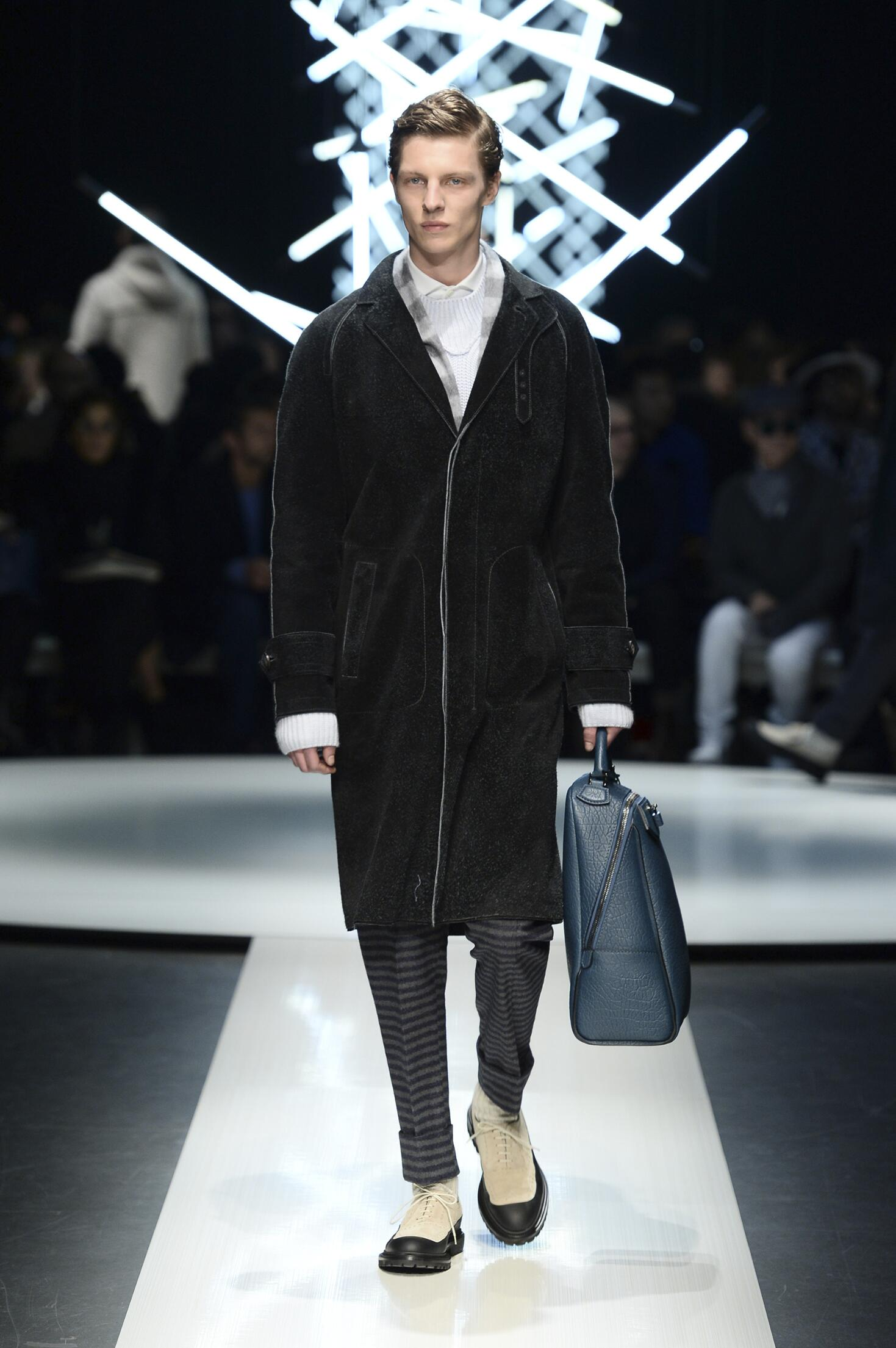 Canali Collection Fashion Show FW 2015 2016
