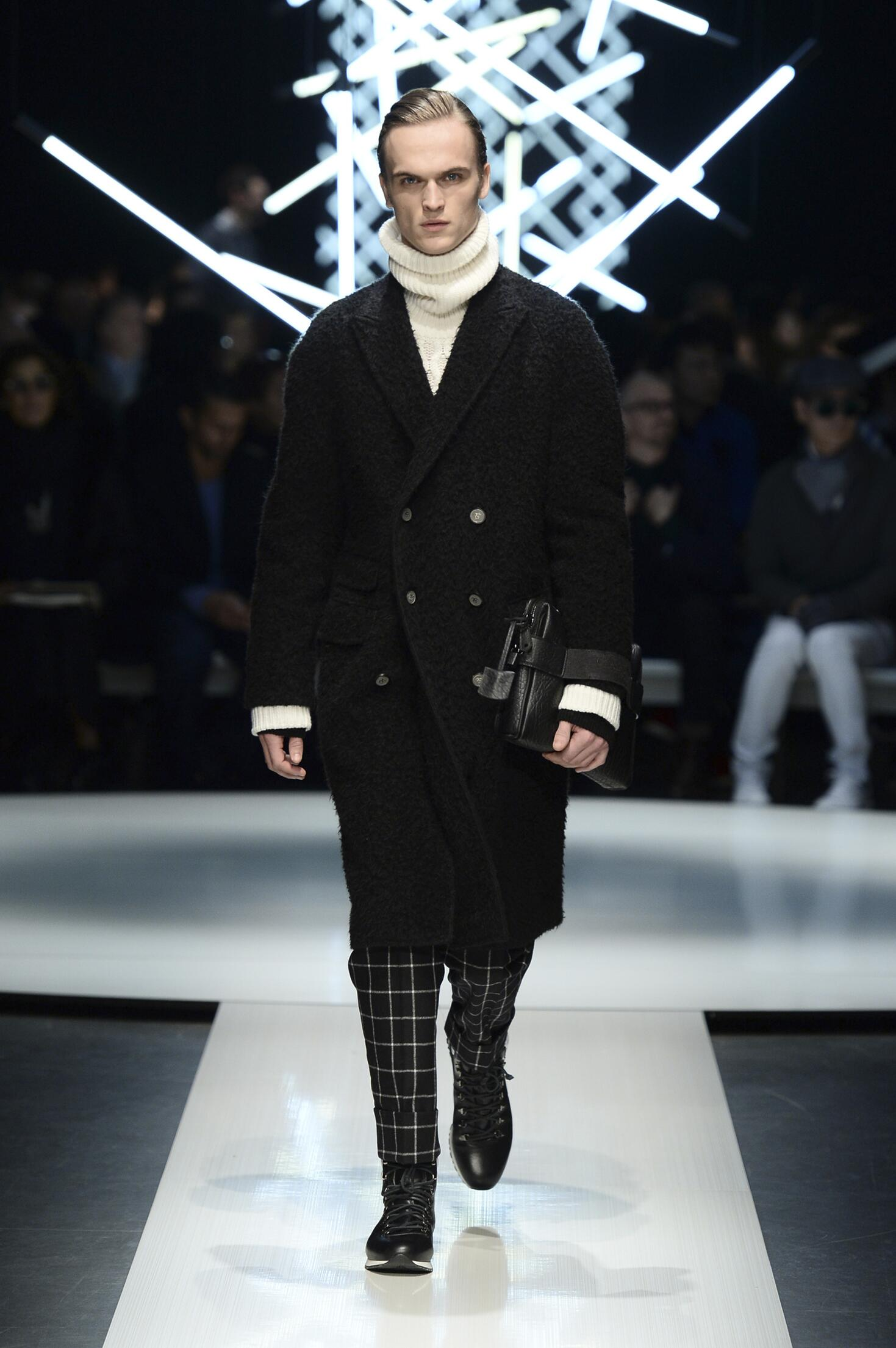Canali Collection Milano Fashion Week Menswear