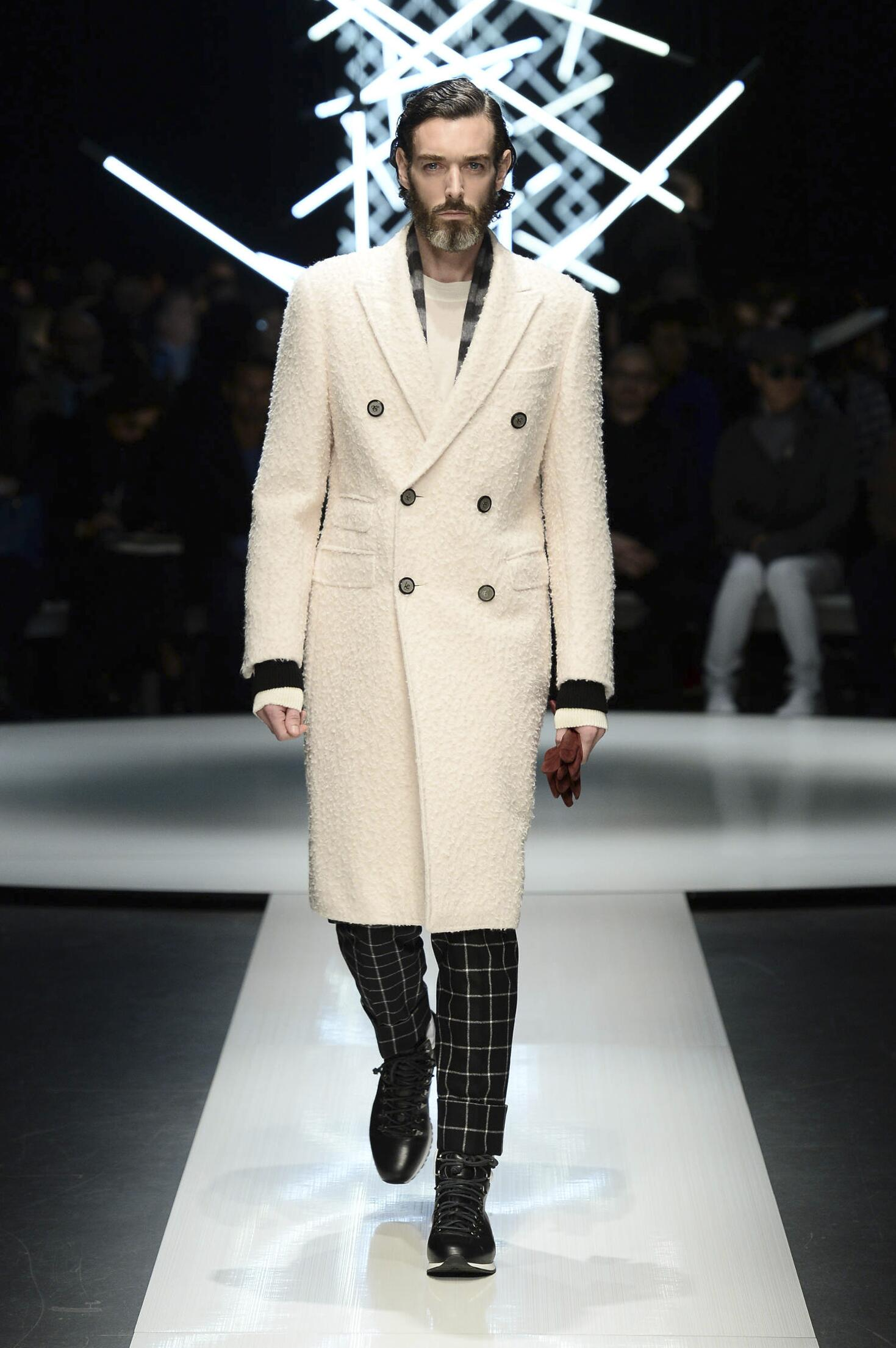 Canali Collection Milano Fashion Week