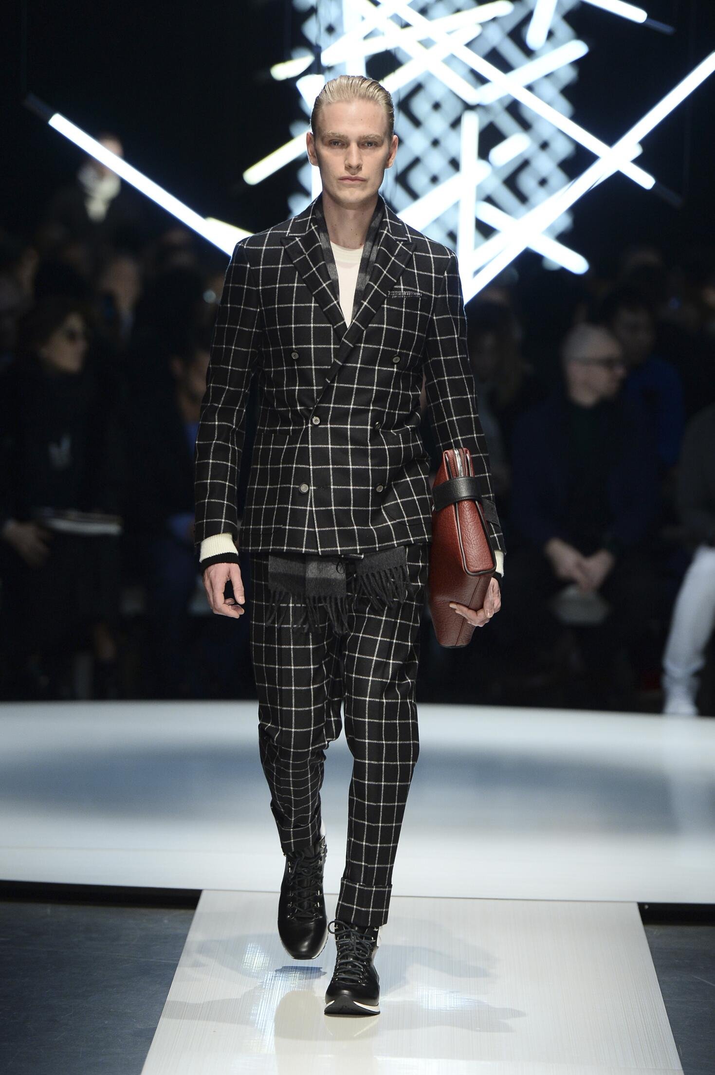 Canali Fall Winter 2015 16 Mens Collection Milano Fashion Week
