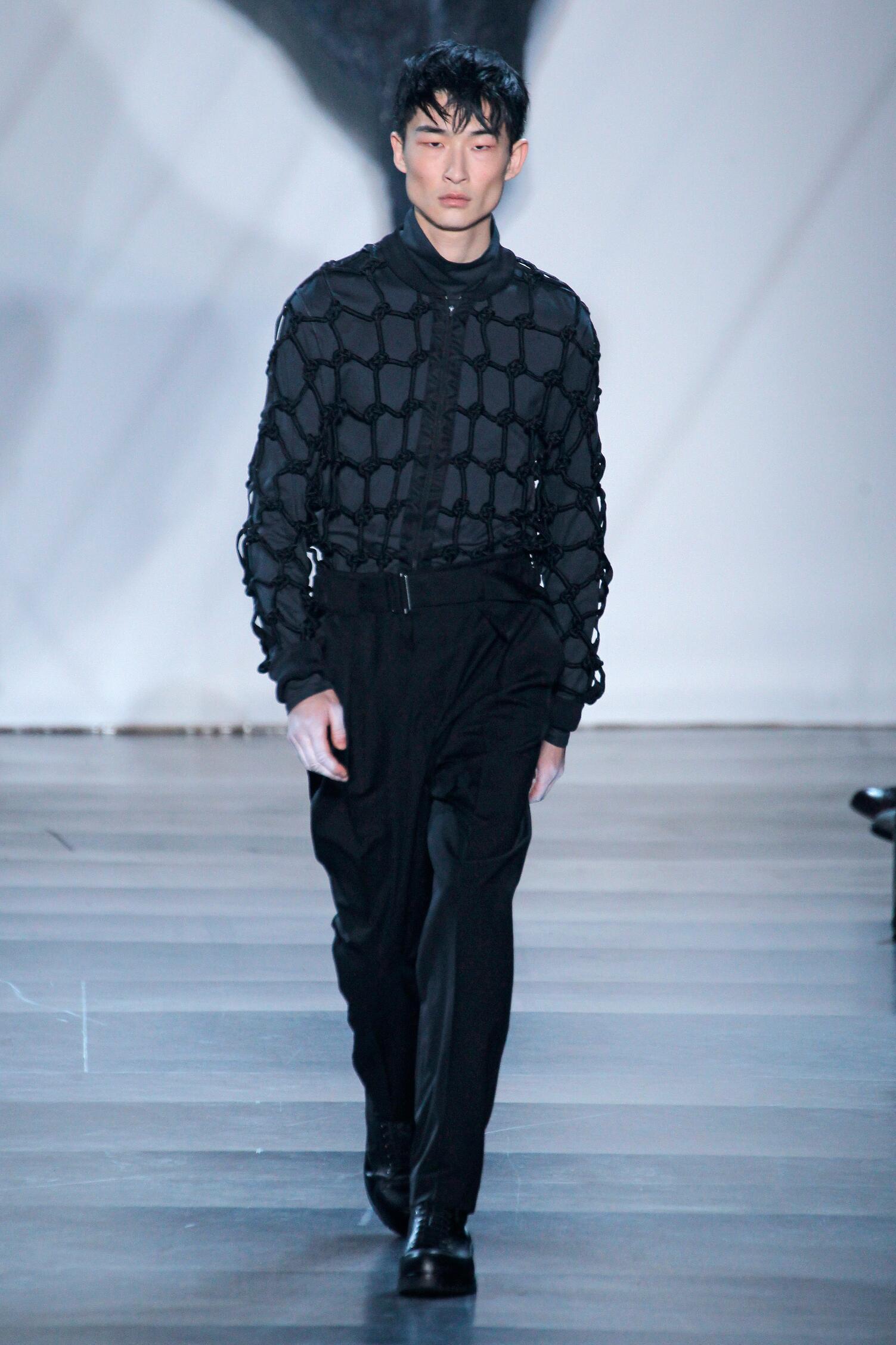 Catwalk 3.1 Phillip Lim Collection Fashion Show Winter 2015