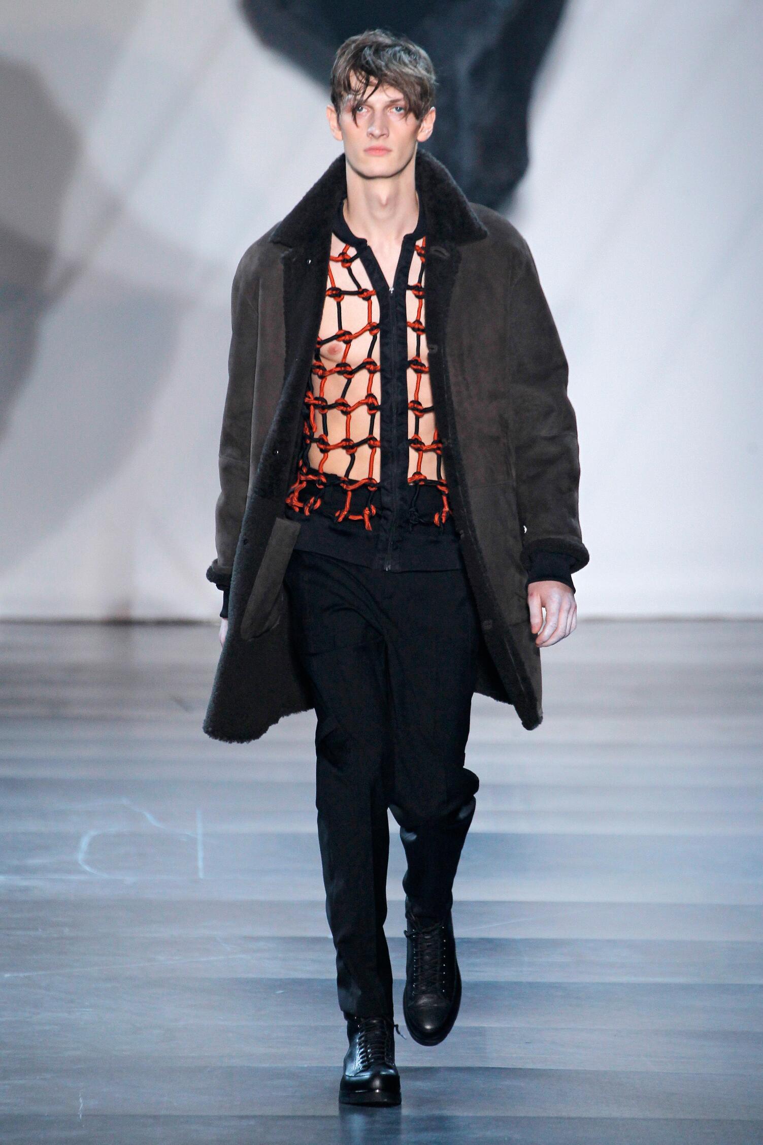 Catwalk 3.1 Phillip Lim Fall Winter 2015 16 Men's Collection Paris Fashion Week