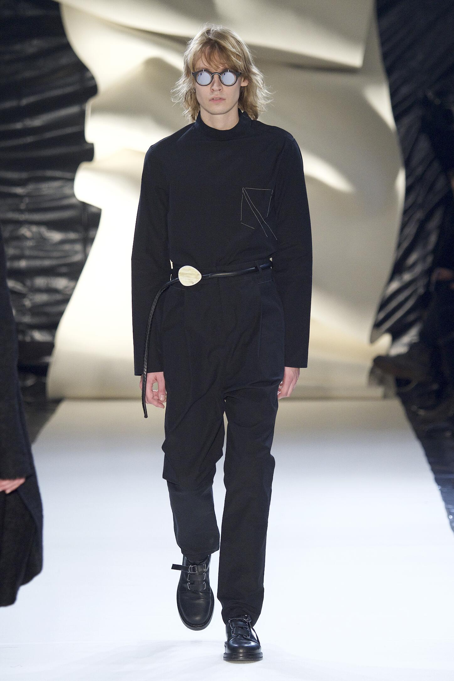 Catwalk Damir Doma Collection Fashion Show Winter 2015