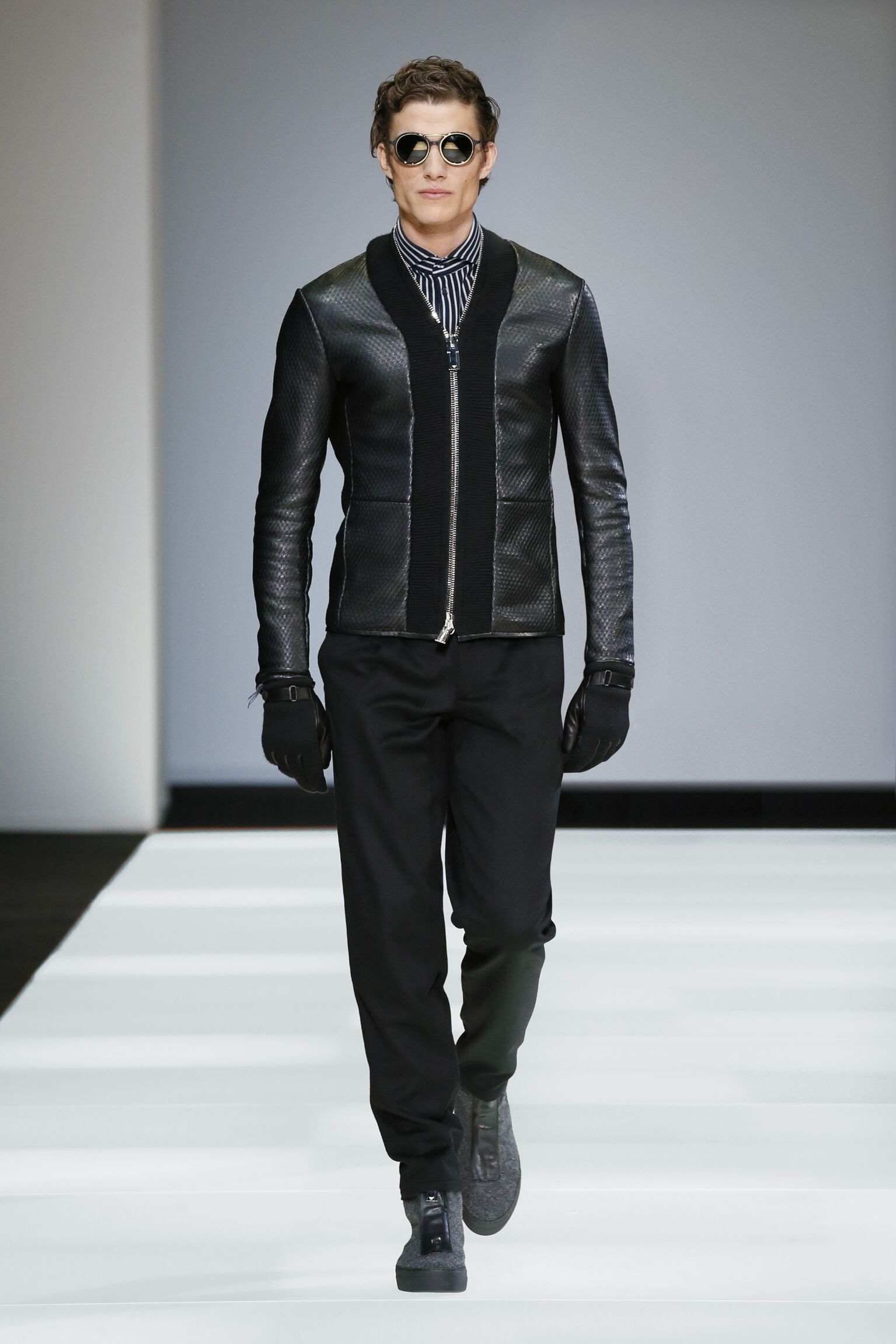 Catwalk Emporio Armani Collection Winter 2015