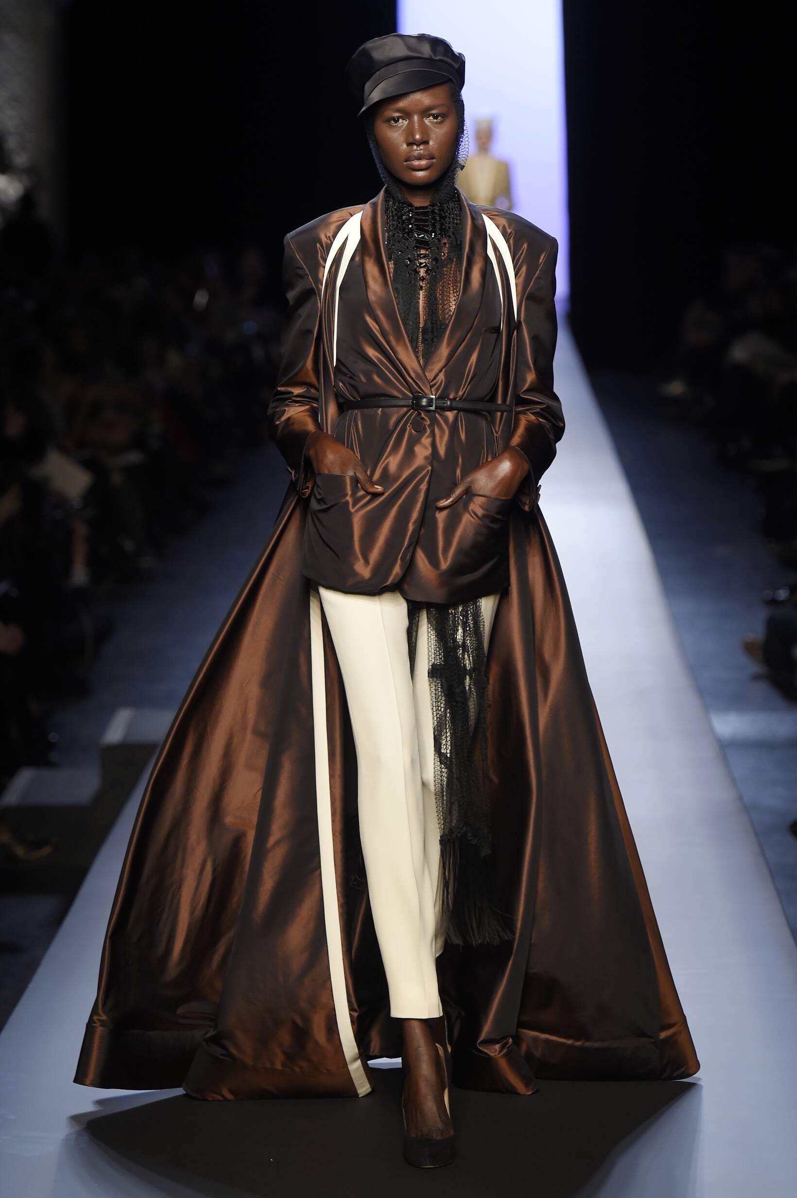 Catwalk Jean Paul Gaultier Haute Couture Womenswear Collection Summer 2015