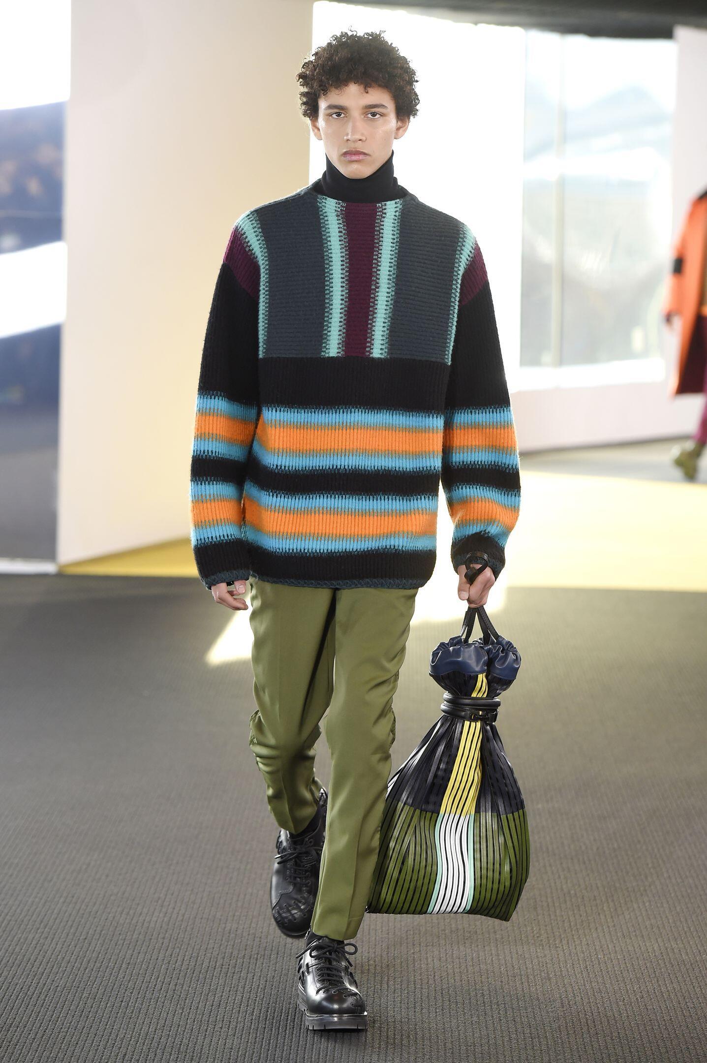 Catwalk Kenzo Collection Fashion Show Winter 2015