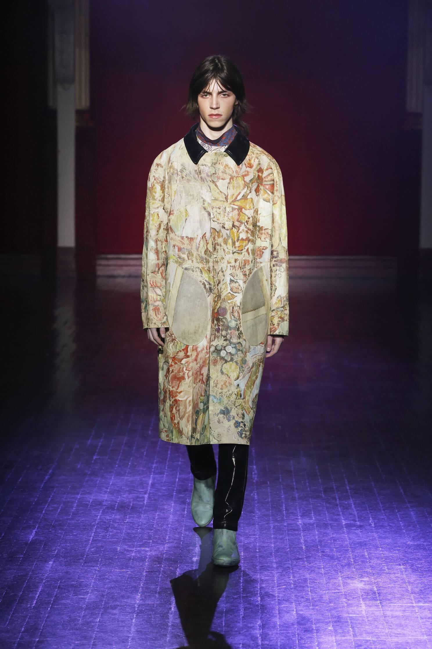 Catwalk Maison Margiela Collection Fashion Show Winter 2015