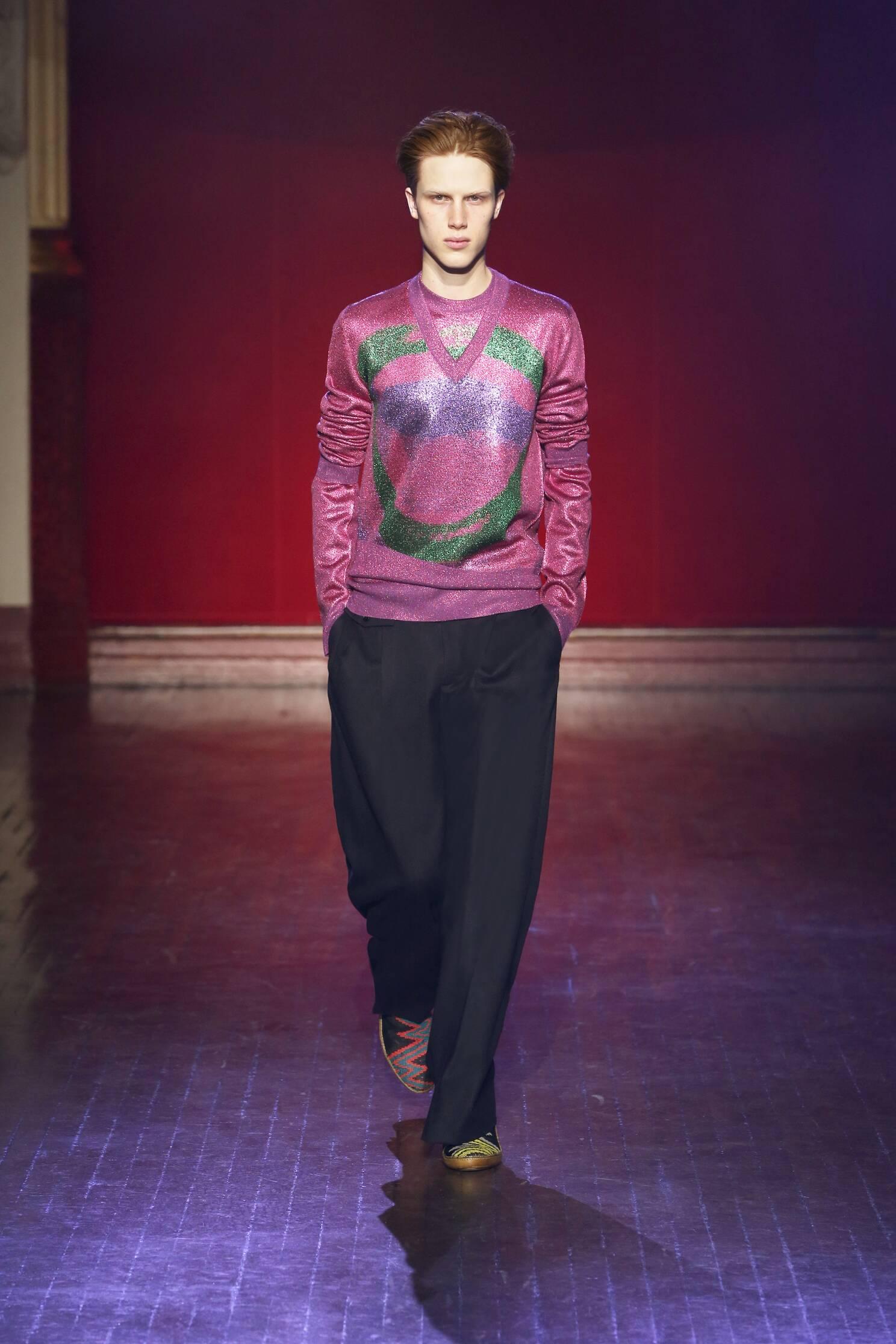 Catwalk Maison Margiela Menswear Collection Winter 2015