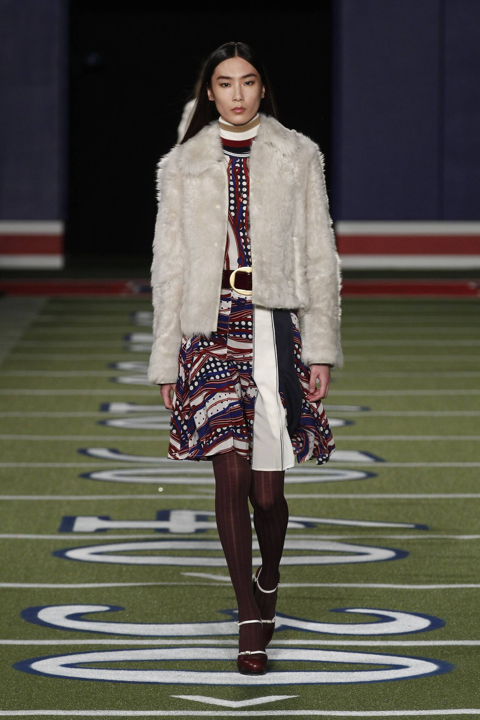 Catwalk Tommy Hilfiger Collection Fashion Show Winter 2015