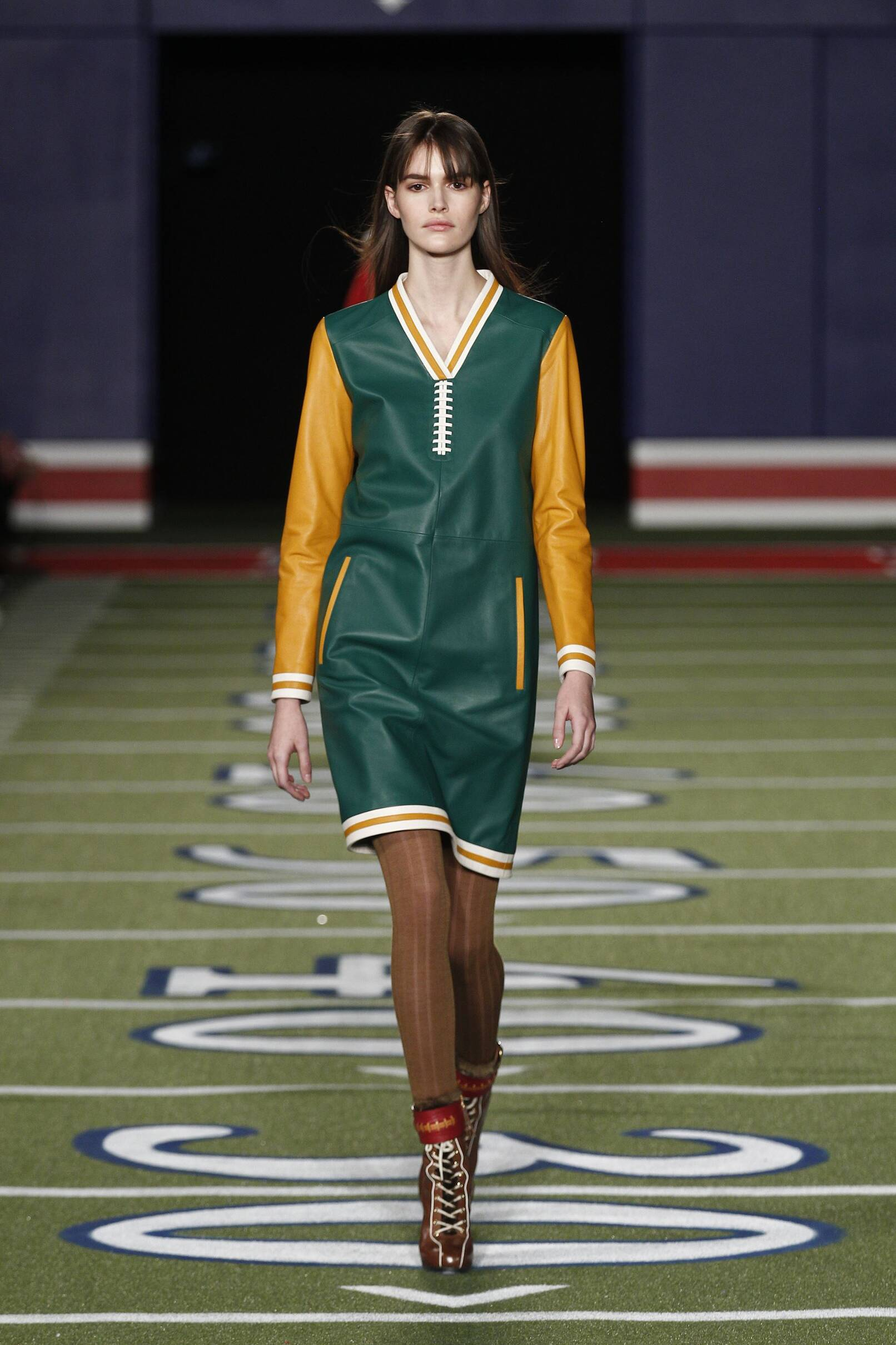 Catwalk Tommy Hilfiger Fall Winter 2015 16 Women's Collection New York Fashion Week