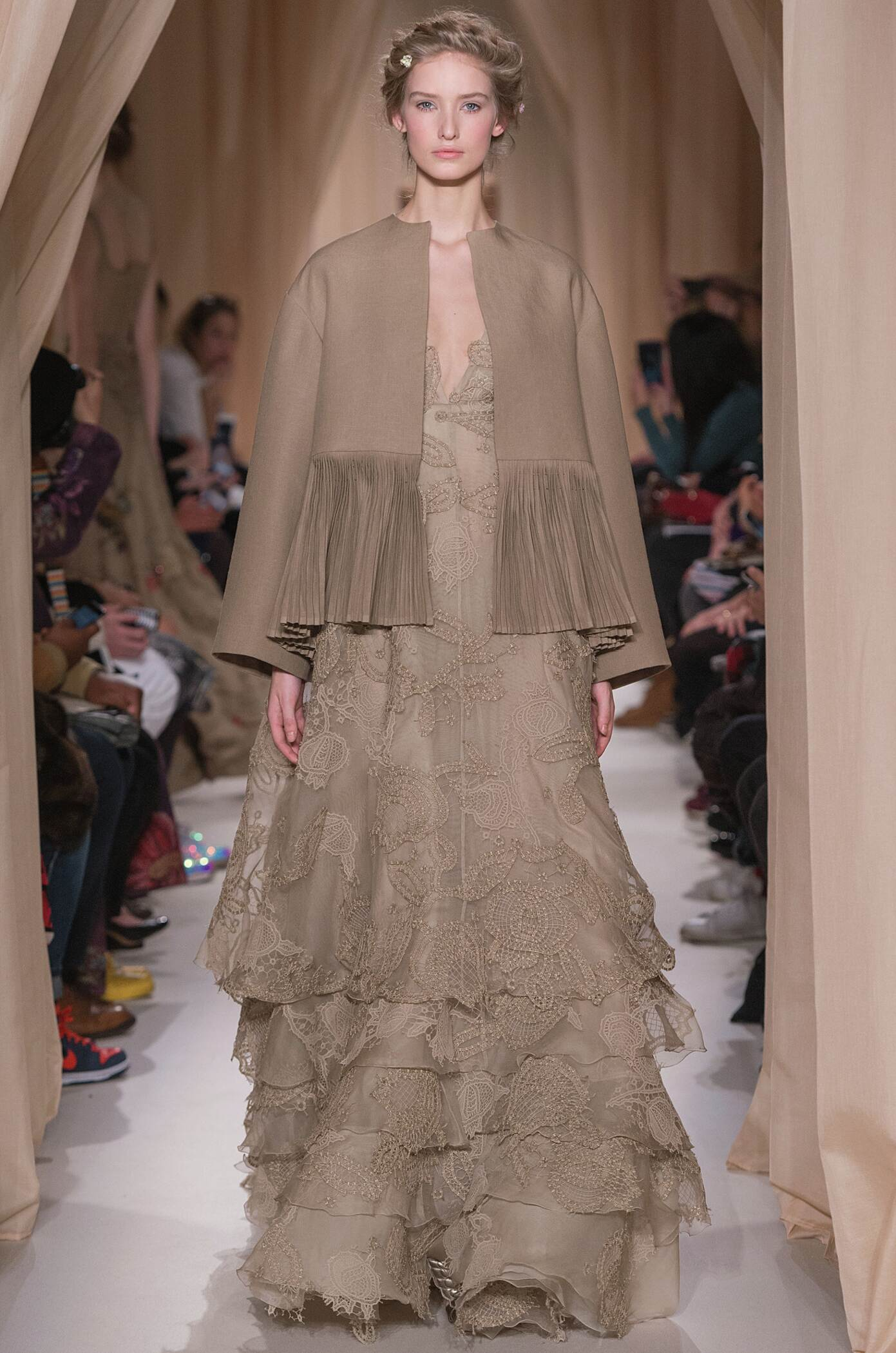 Catwalk Valentino Haute Couture Womenswear Collection Summer 2015