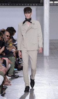 COSTUME NATIONAL HOMME SPRING SUMMER 2015 COLLECTION – MILANO FASHION WEEK
