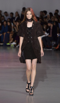 COSTUME NATIONAL SUMMER 2015 WOMEN'S COLLECTION – MILANO FASHION WEEK