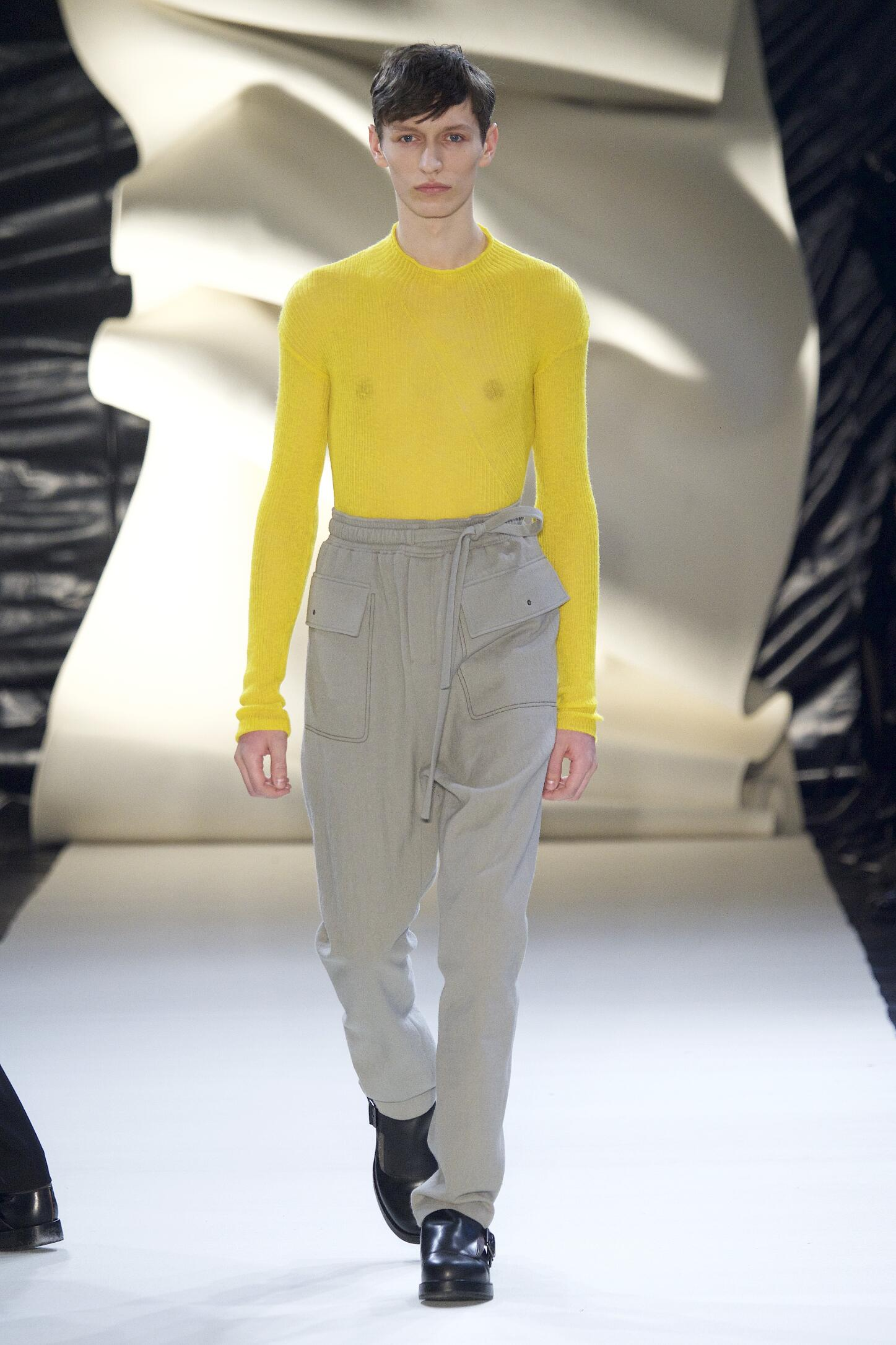 Damir Doma Collection Catwalk