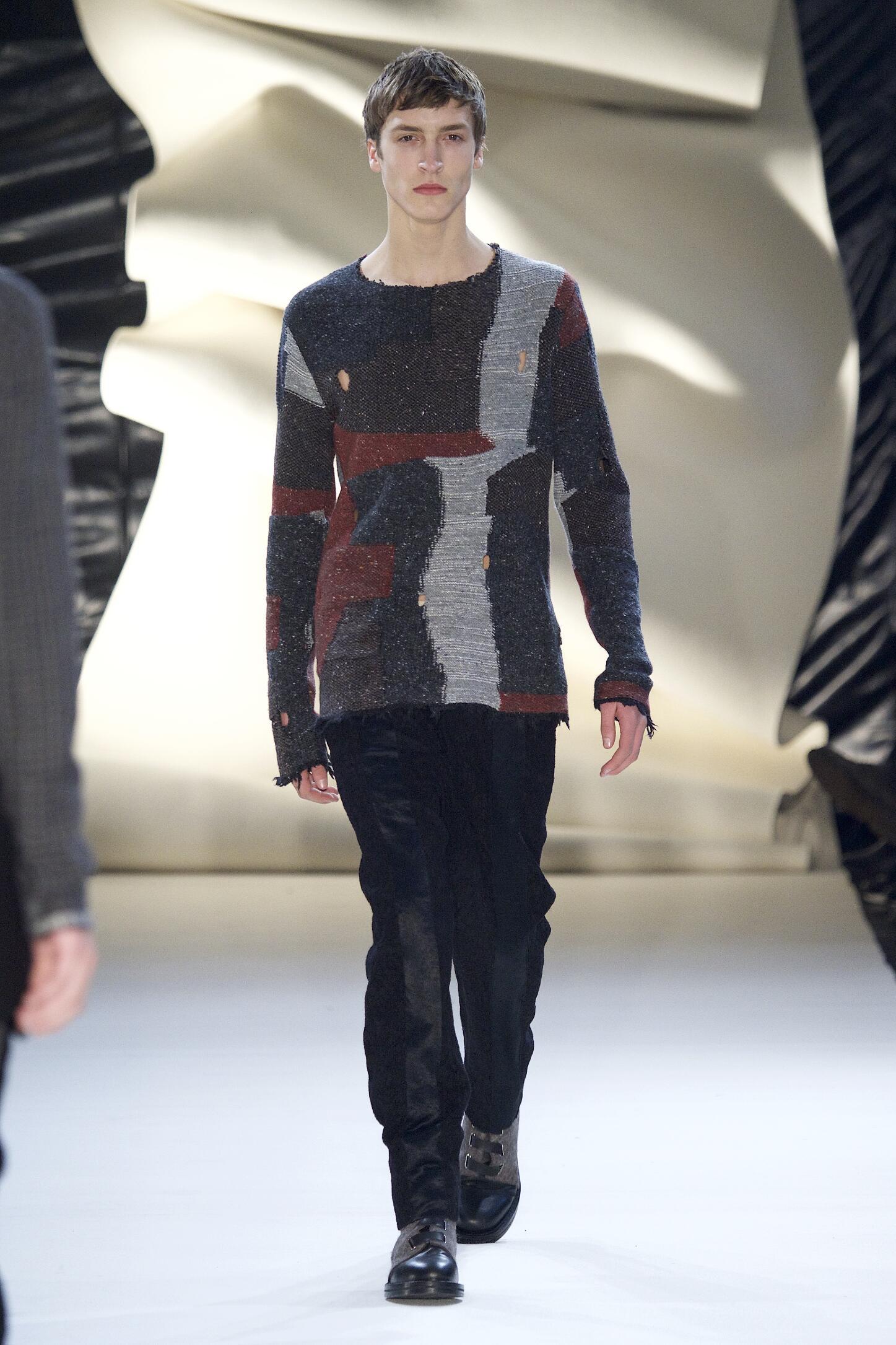 Damir Doma Collection Pariso Fashion Week Menswear