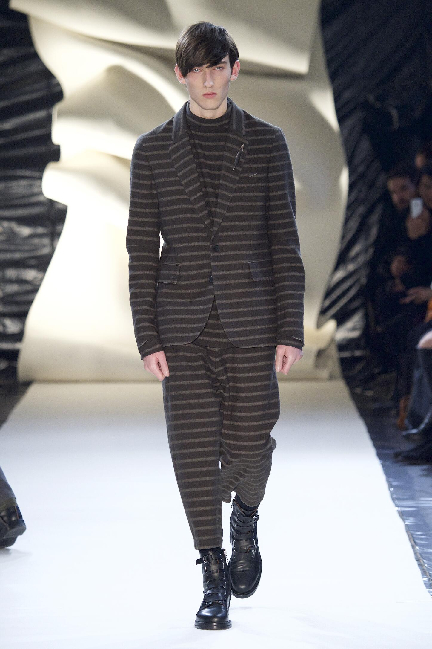 Damir Doma Fall Winter 2015 16 Mens Collection Pariso Fashion Week