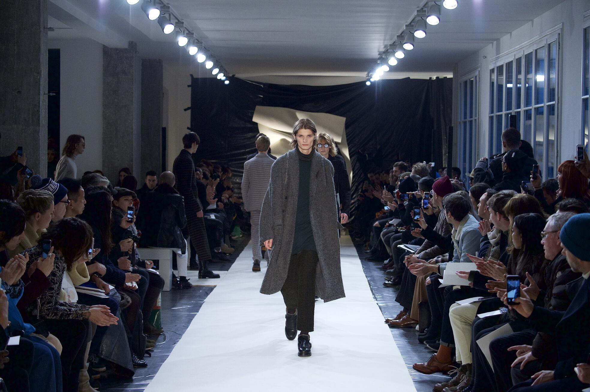 Damir Doma Fashion Show Finale