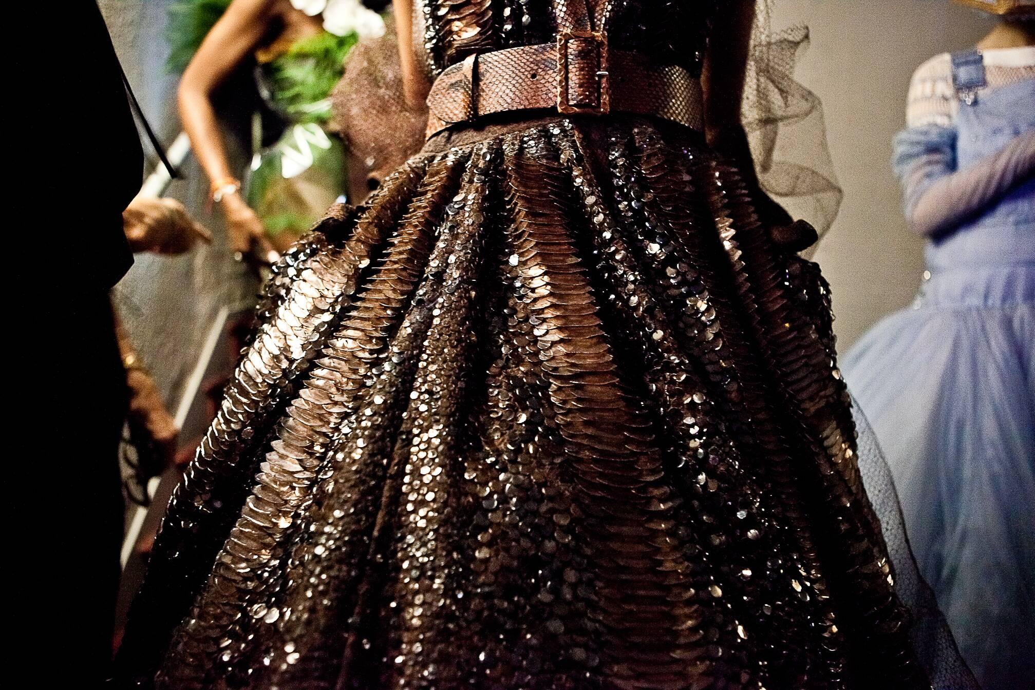 Dress Jean Paul Gaultier Haute Couture