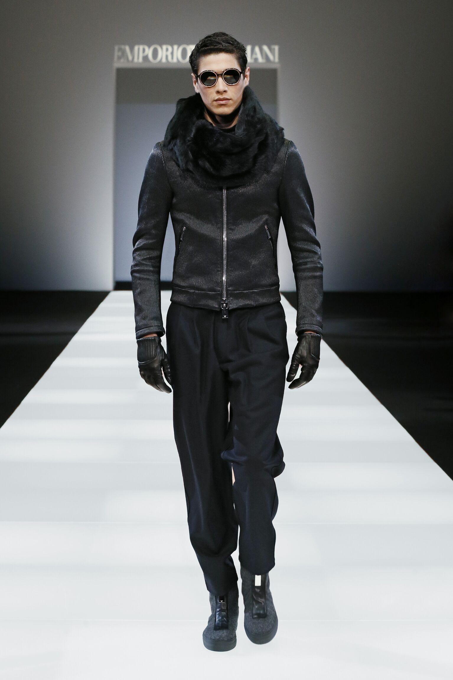 Emporio Armani Collection Fashion Trends