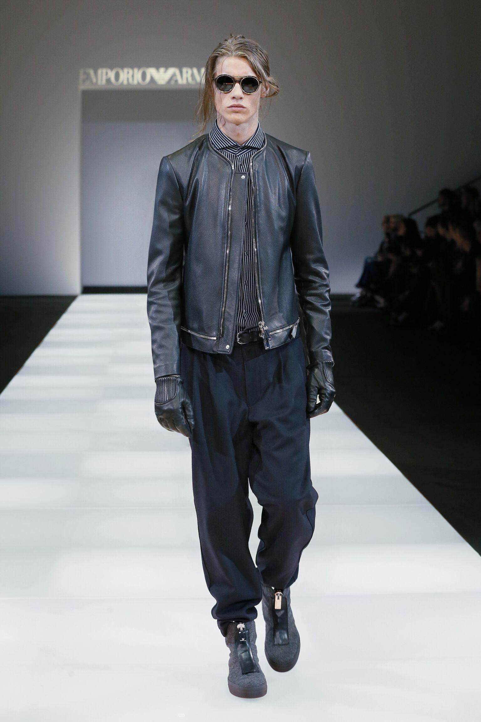 Emporio Armani Collection Man Style