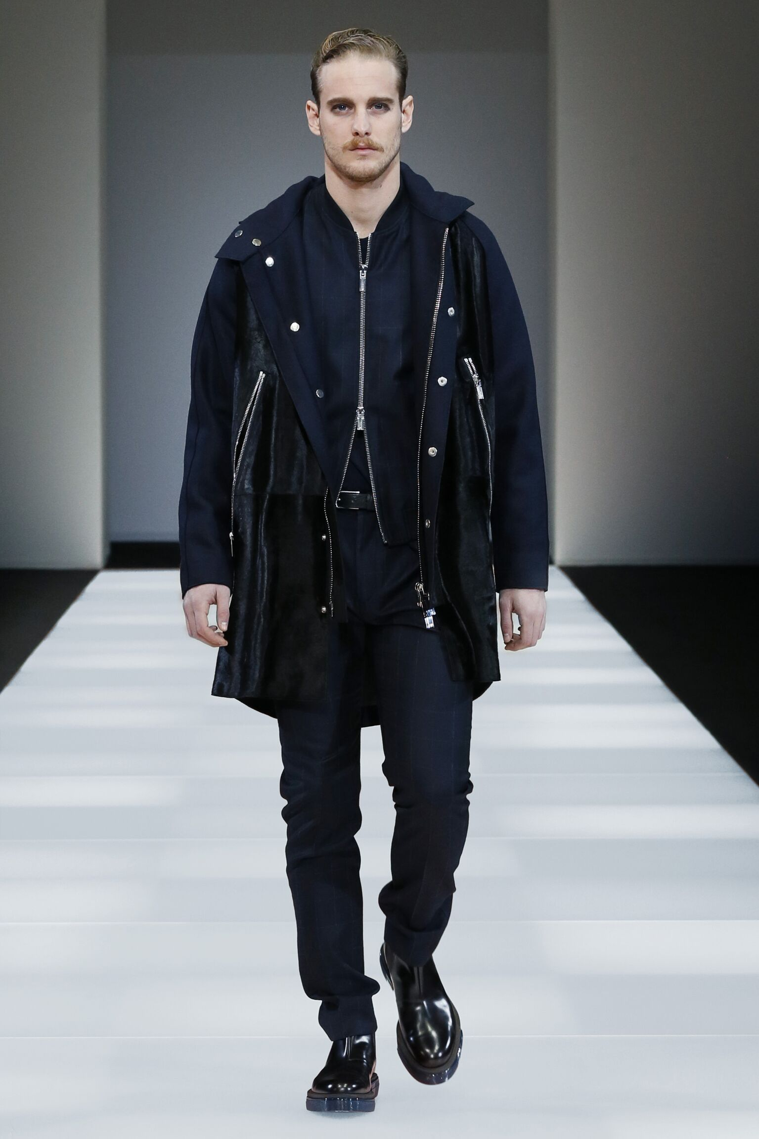 Emporio Armani Collection Men's 2015 2016