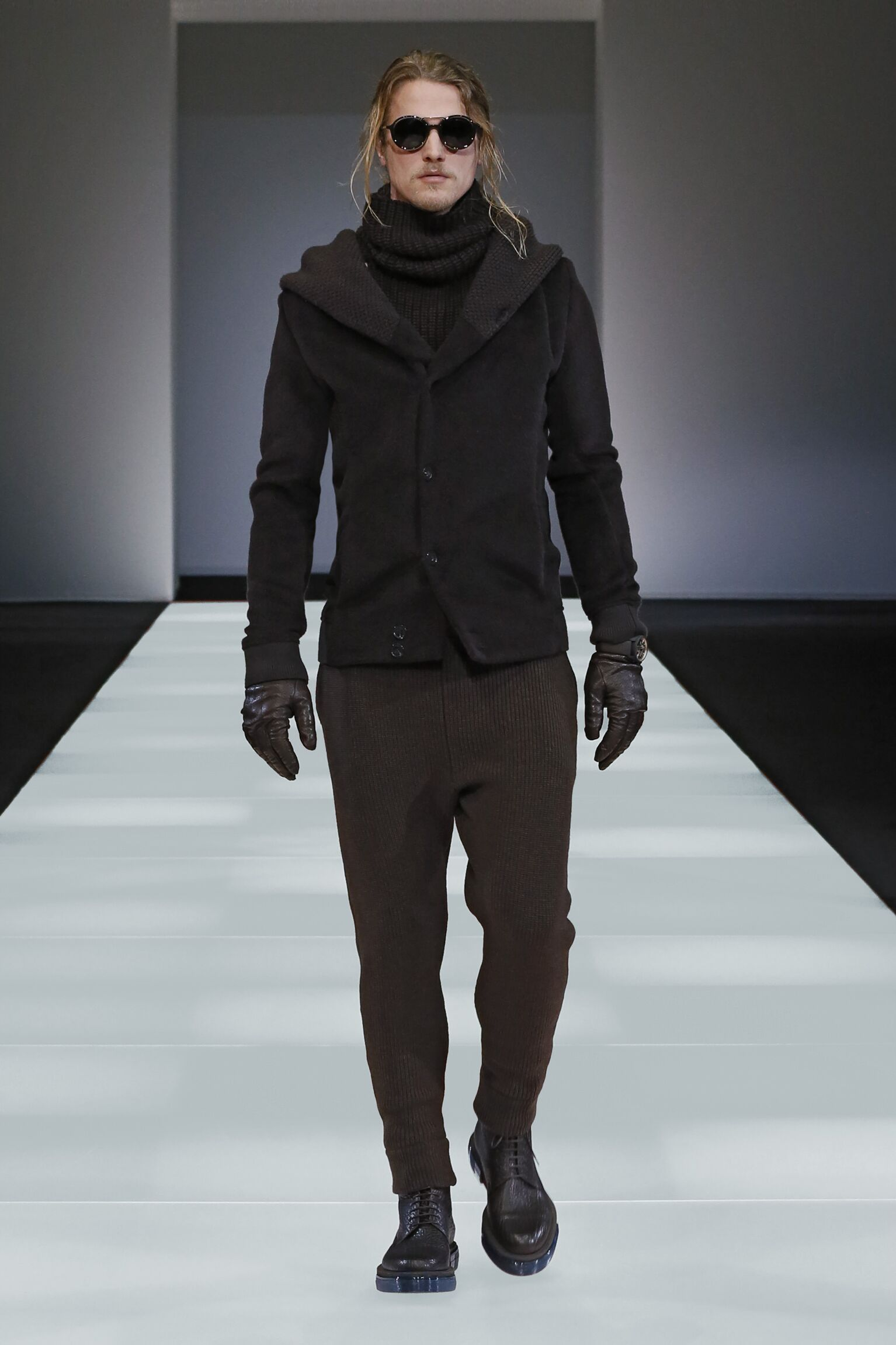 Emporio Armani Collection Milano Fashion Week