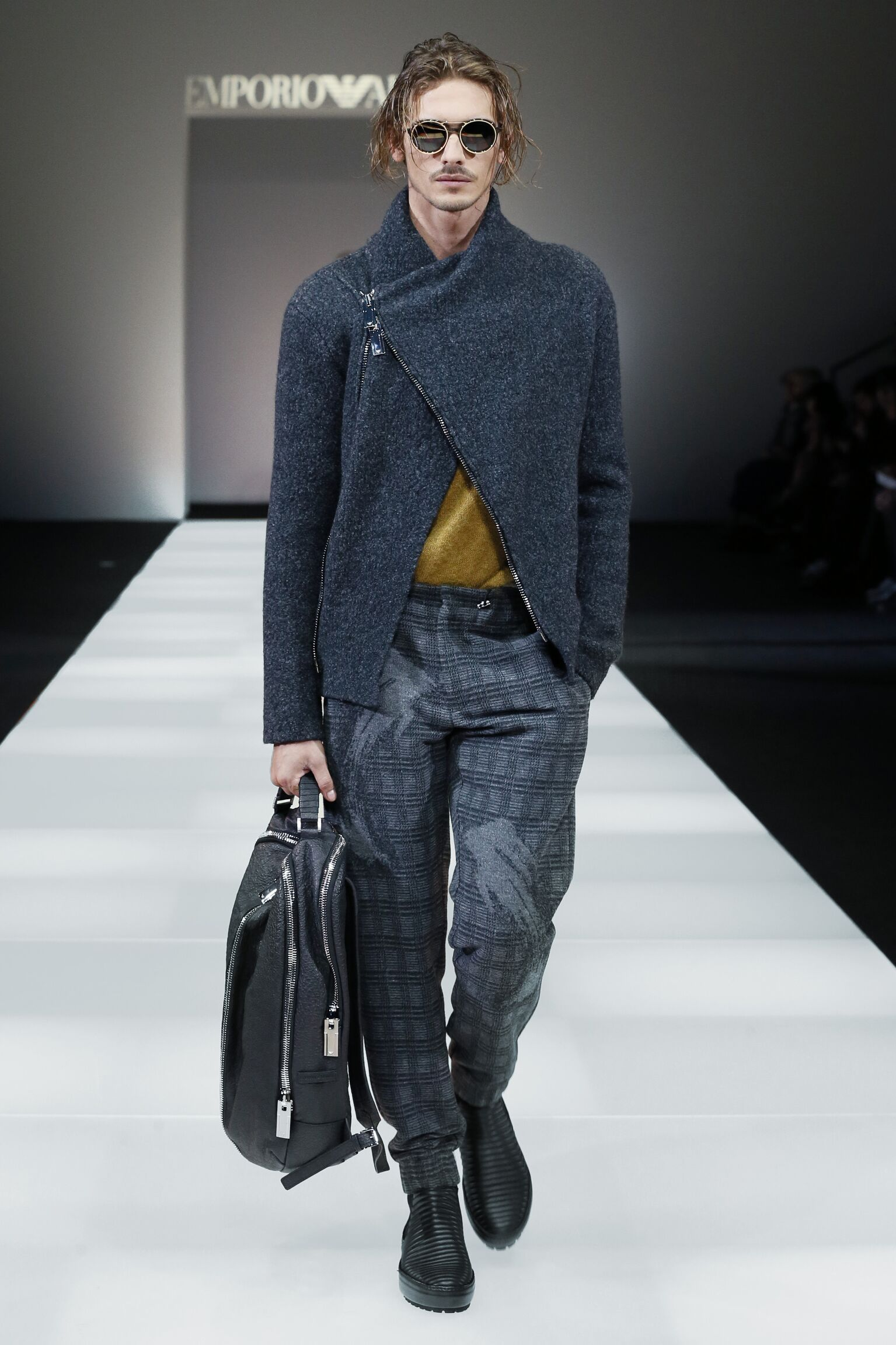 Emporio Armani Men's Collection 2015 2016
