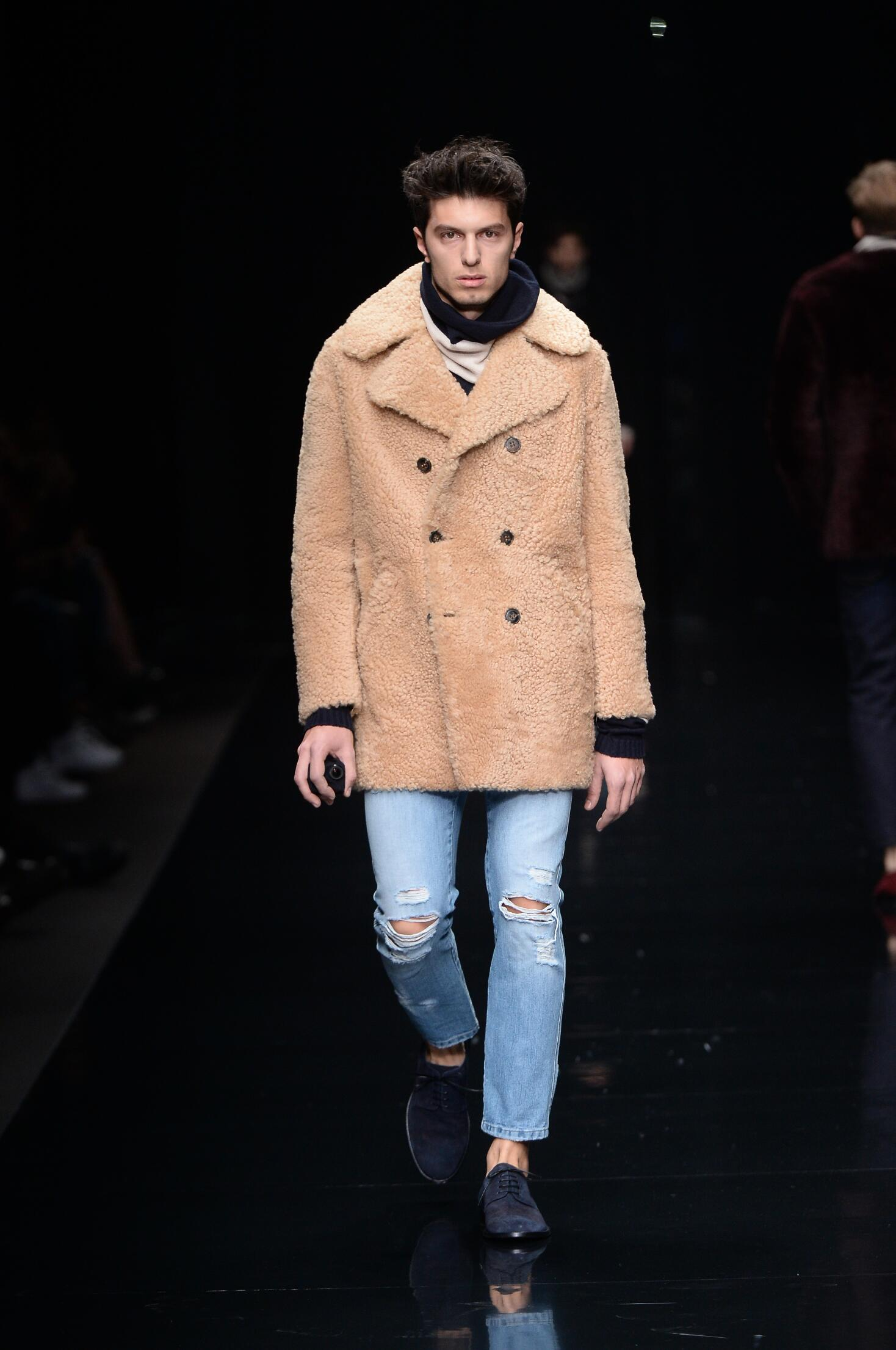 Ermanno Scervino Collection Catwalk