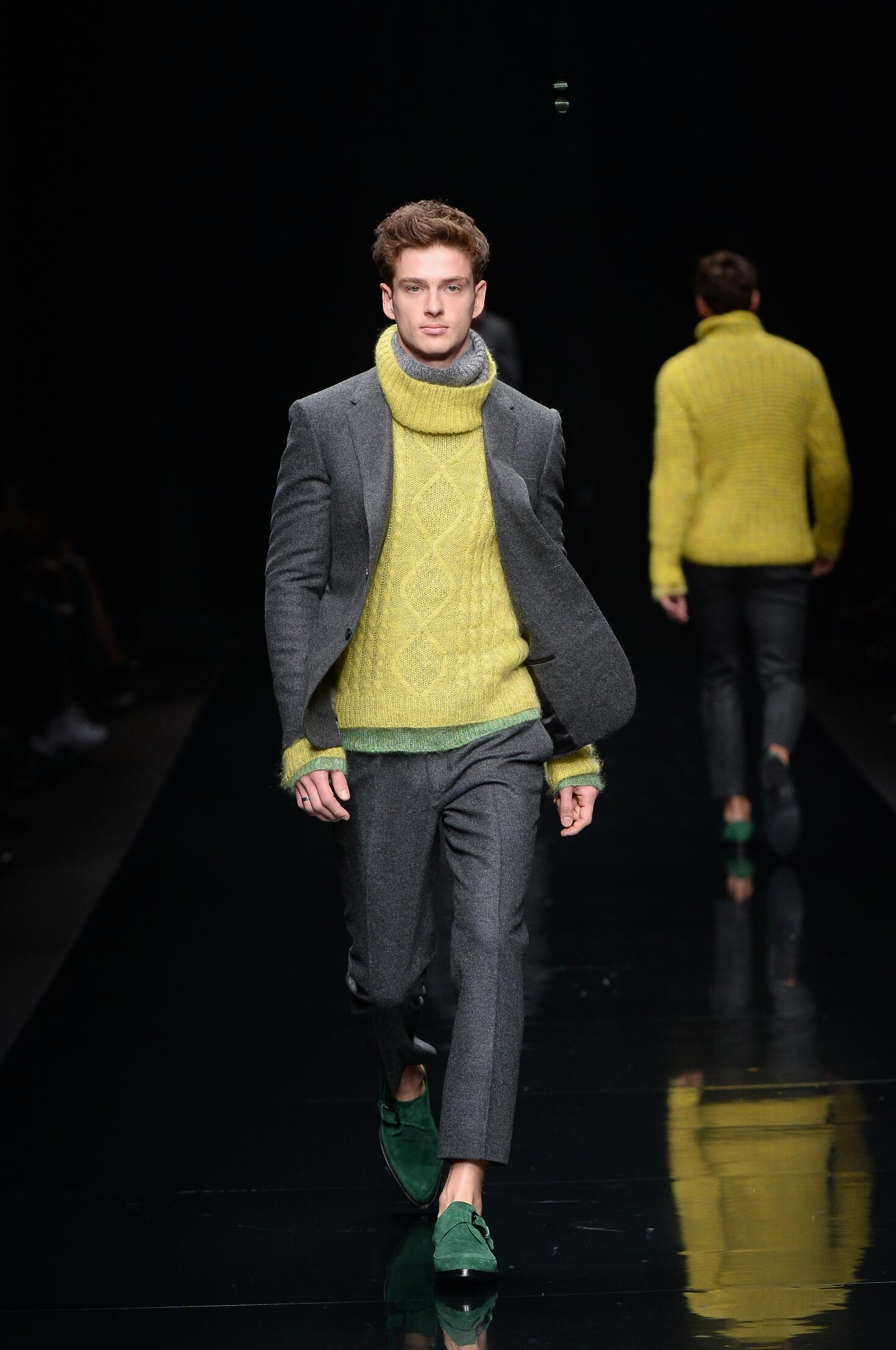 Ermanno Scervino Collection Man Milano Fashion Week