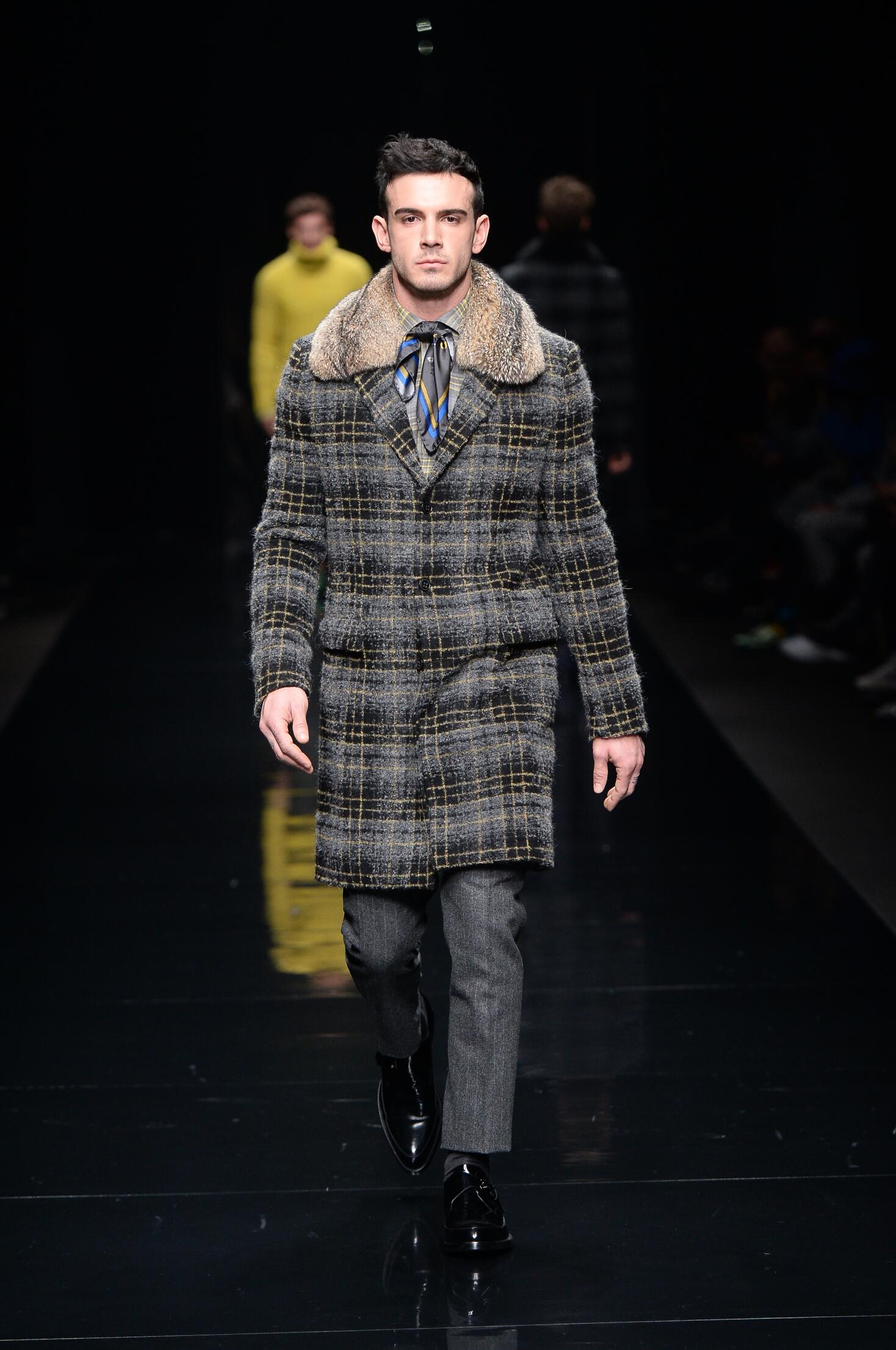 Ermanno Scervino Collection Milano Fashion Week Menswear
