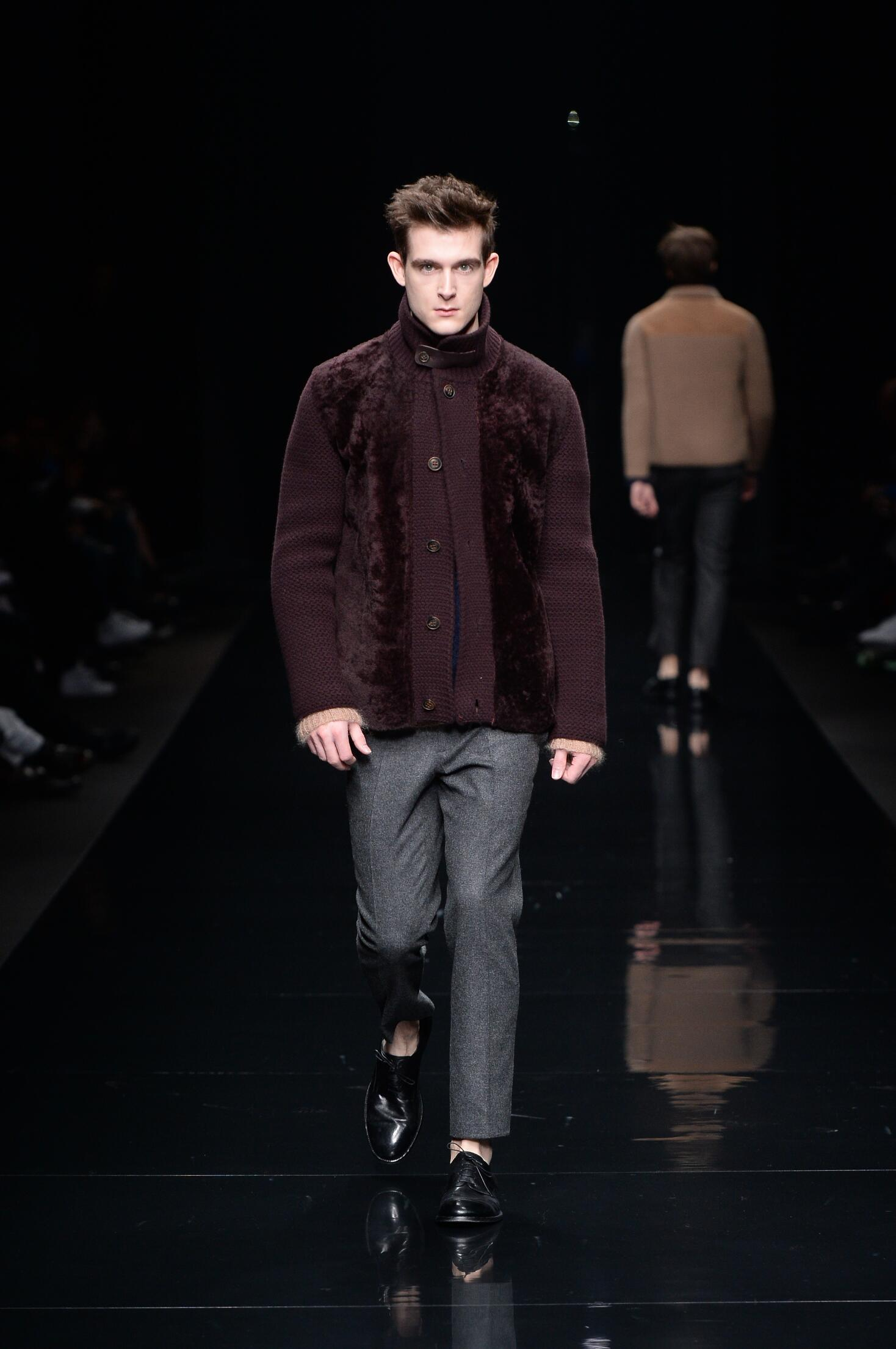 Ermanno Scervino Fall Winter 2015 16 Mens Collection Milano Fashion Week