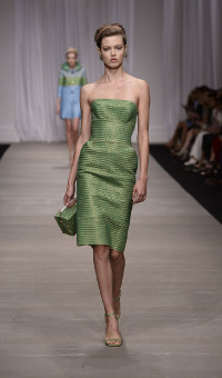 ERMANNO SCERVINO SPRING SUMMER 2015 WOMEN'S COLLECTION – MILANO FASHION WEEK
