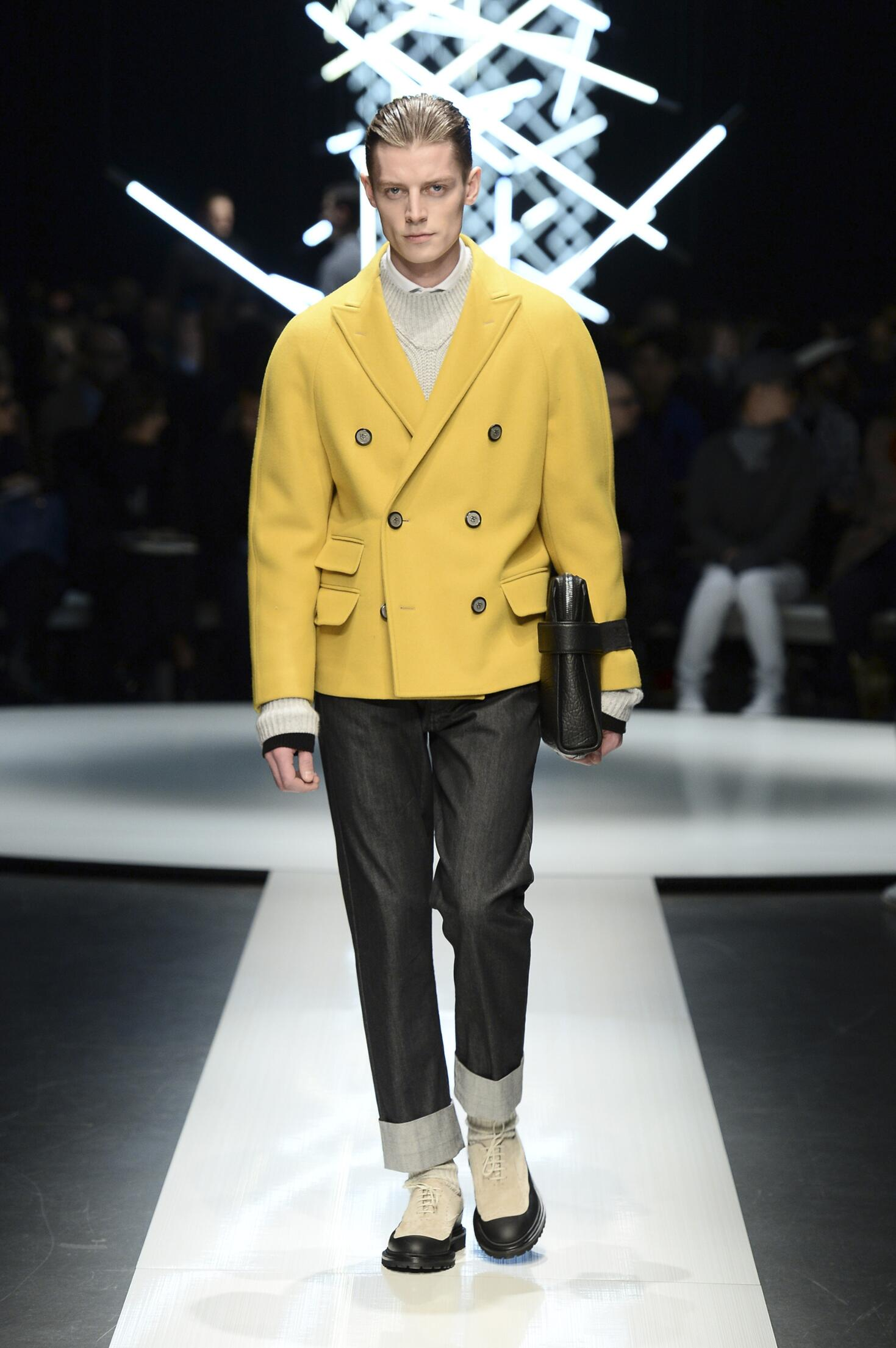 Fall 2015 Fashion Trends Canali Collection