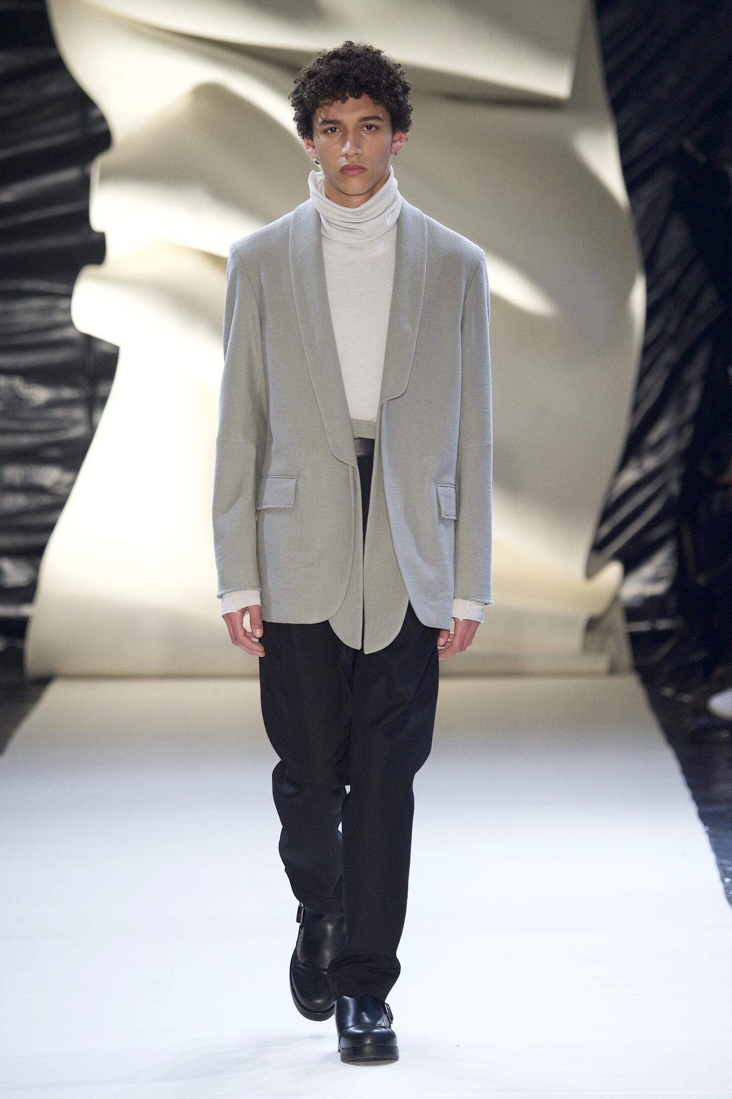 Fall 2015 Fashion Trends Damir Doma Collection