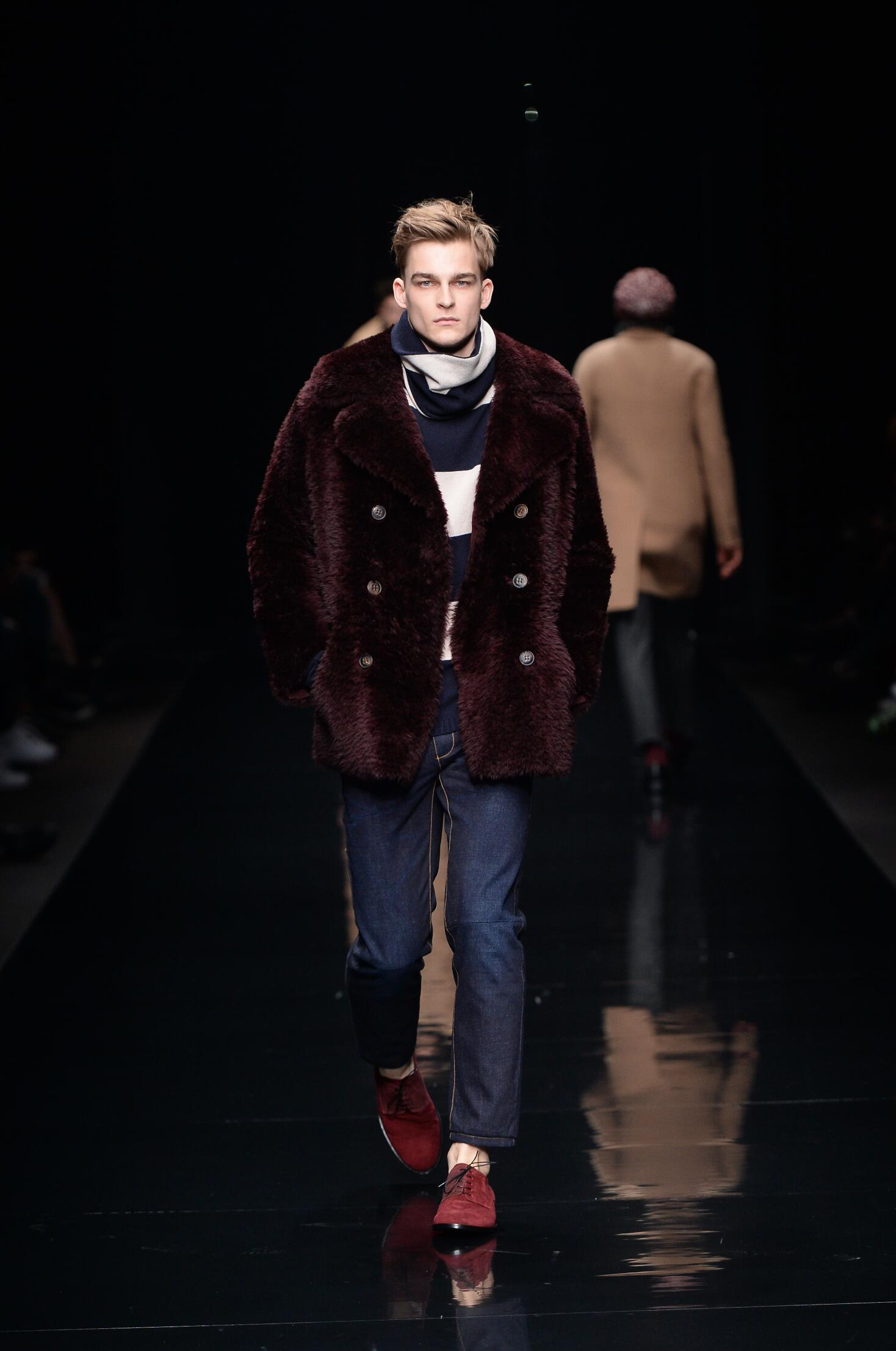 Fall 2015 Fashion Trends Ermanno Scervino Collection