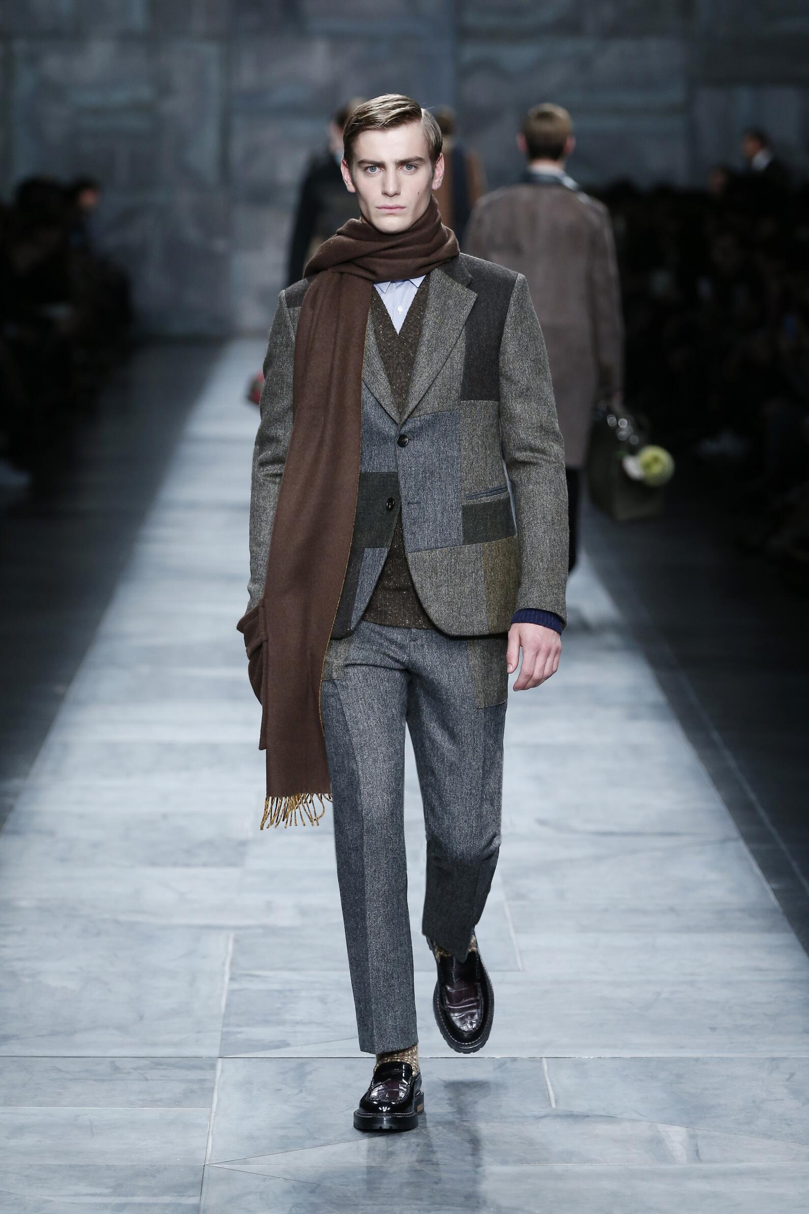 Fall 2015 Fashion Trends Fendi Collection