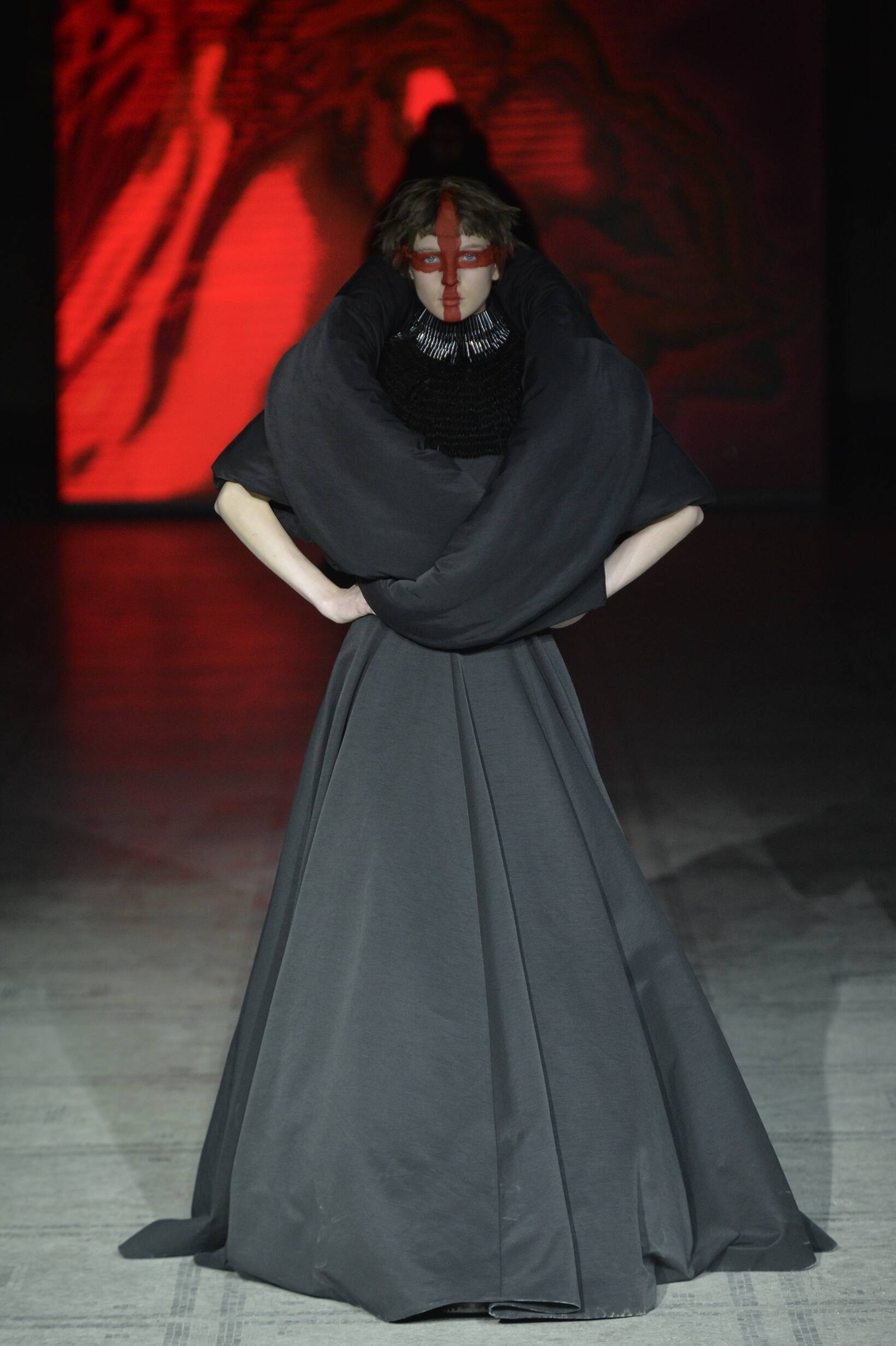 Fall 2015 Fashion Trends Gareth Pugh Collection