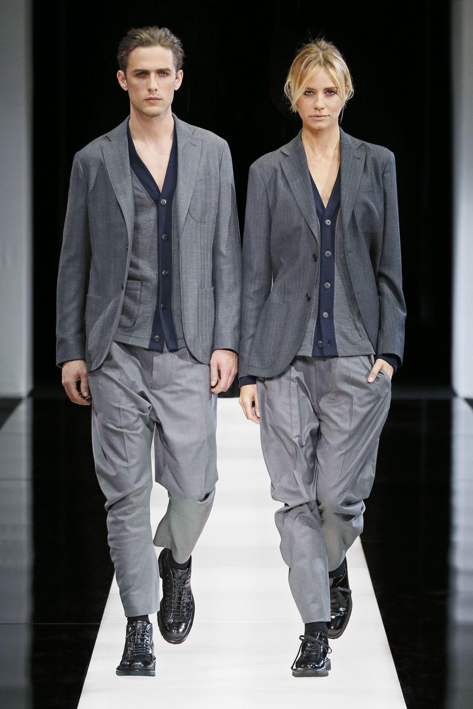 Fall 2015 Fashion Trends Giorgio Armani Collection