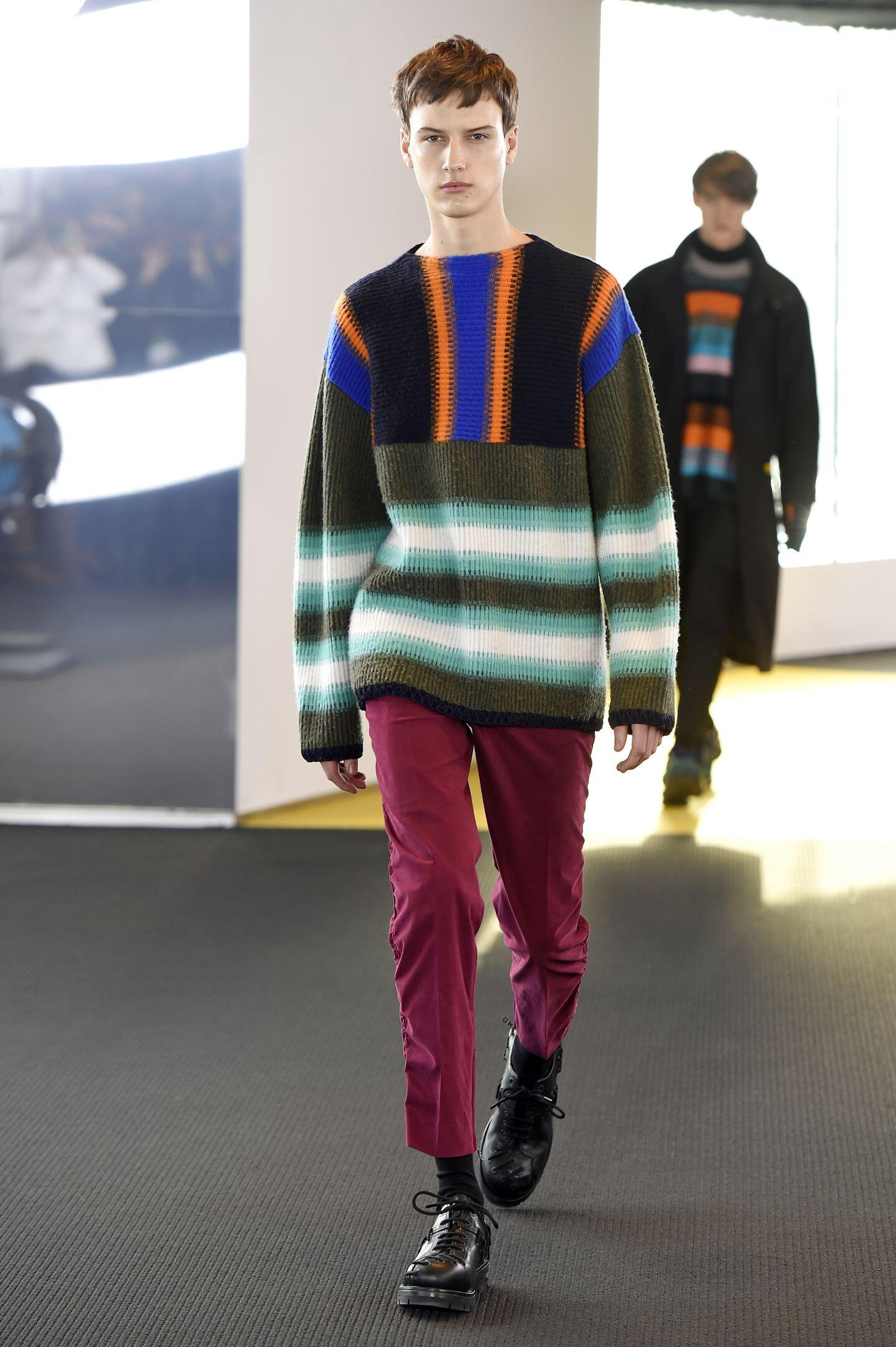 Fall 2015 Fashion Trends Kenzo Collection