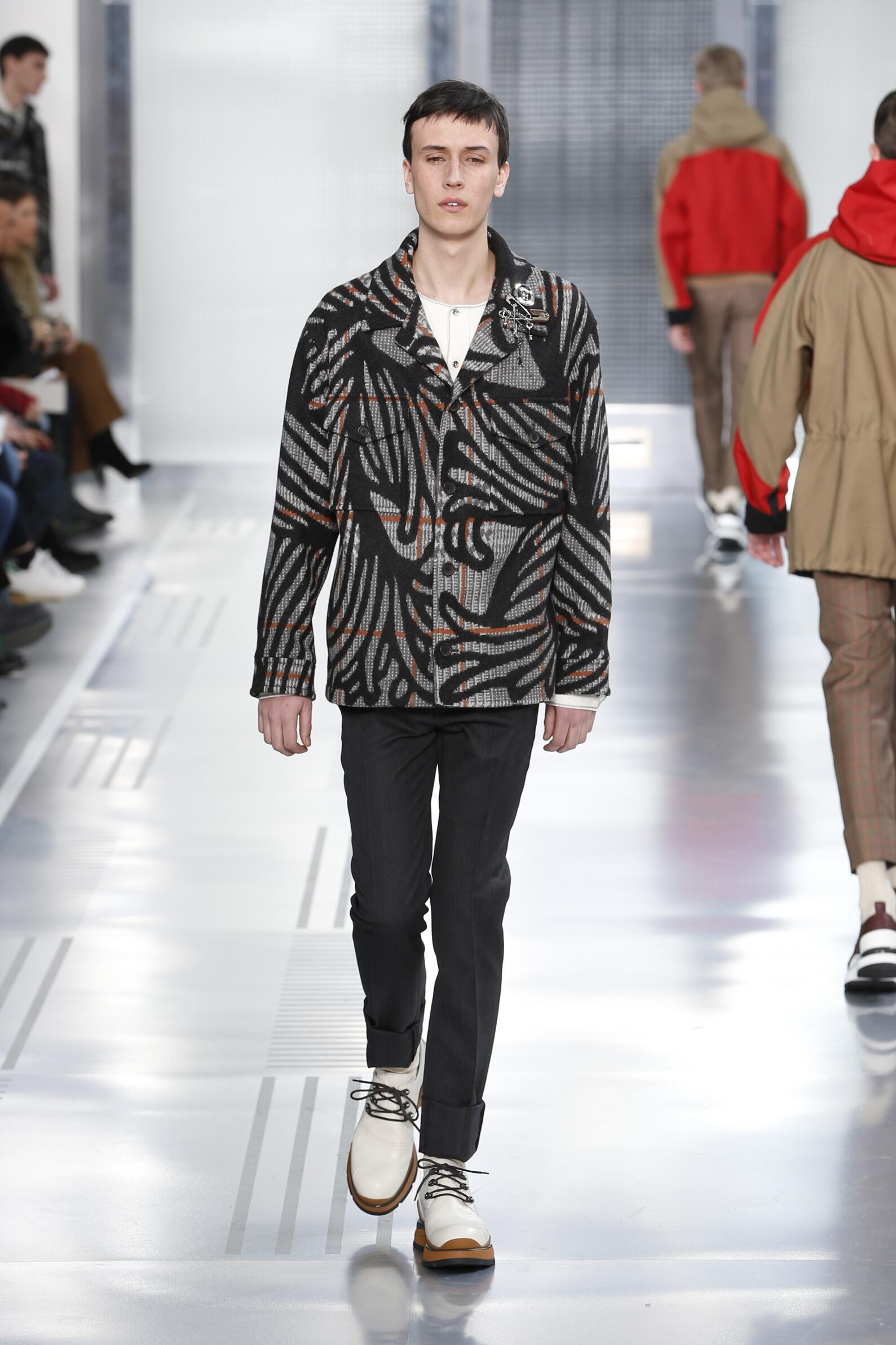 Fall 2015 Fashion Trends Louis Vuitton Collection