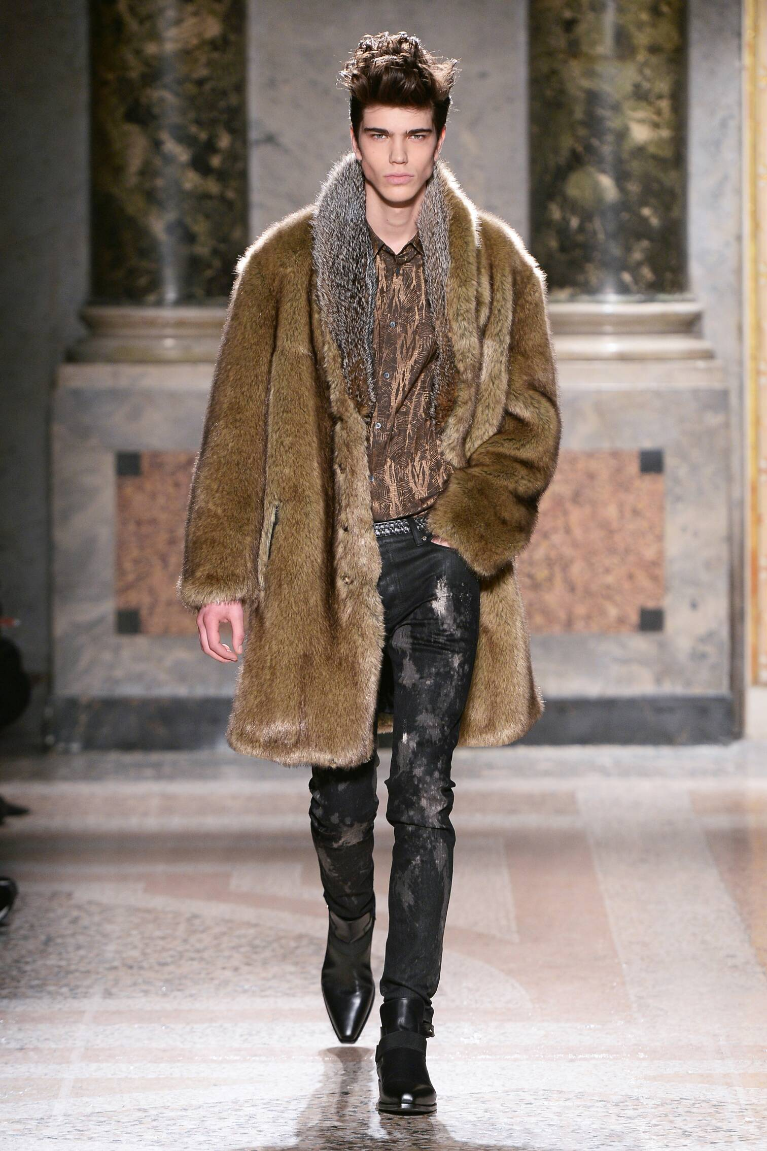 Fall 2015 Fashion Trends Roberto Cavalli Collection