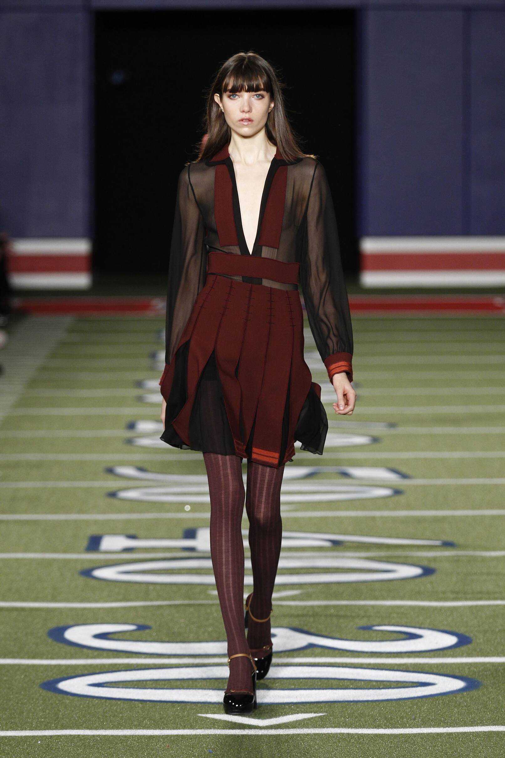 Fall 2015 Fashion Trends Tommy Hilfiger Collection