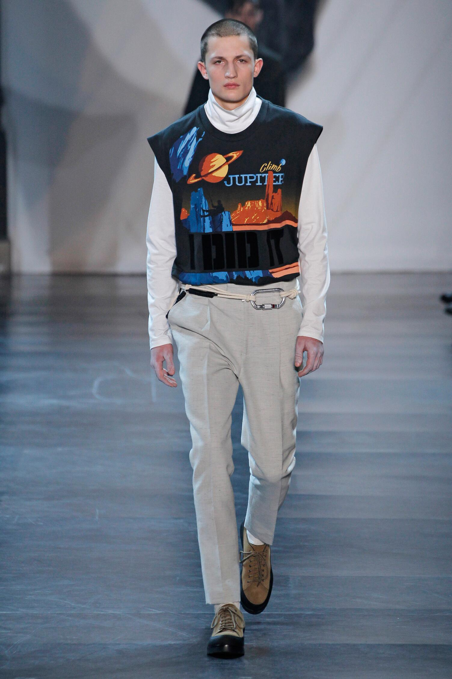 Fall 2015 Men Fashion Show 3.1 Phillip Lim Collection