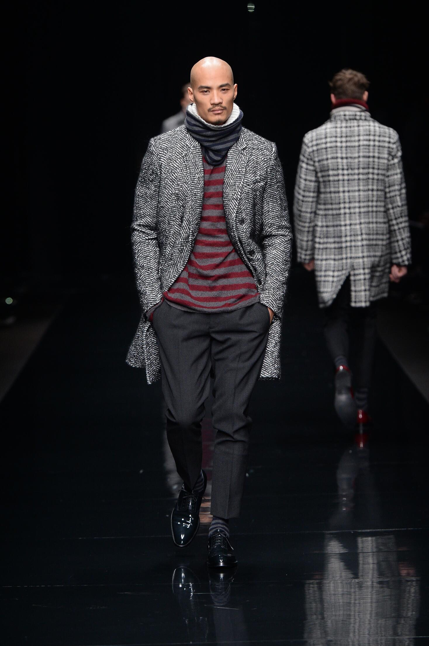 Fall 2015 Men Fashion Show Ermanno Scervino Collection