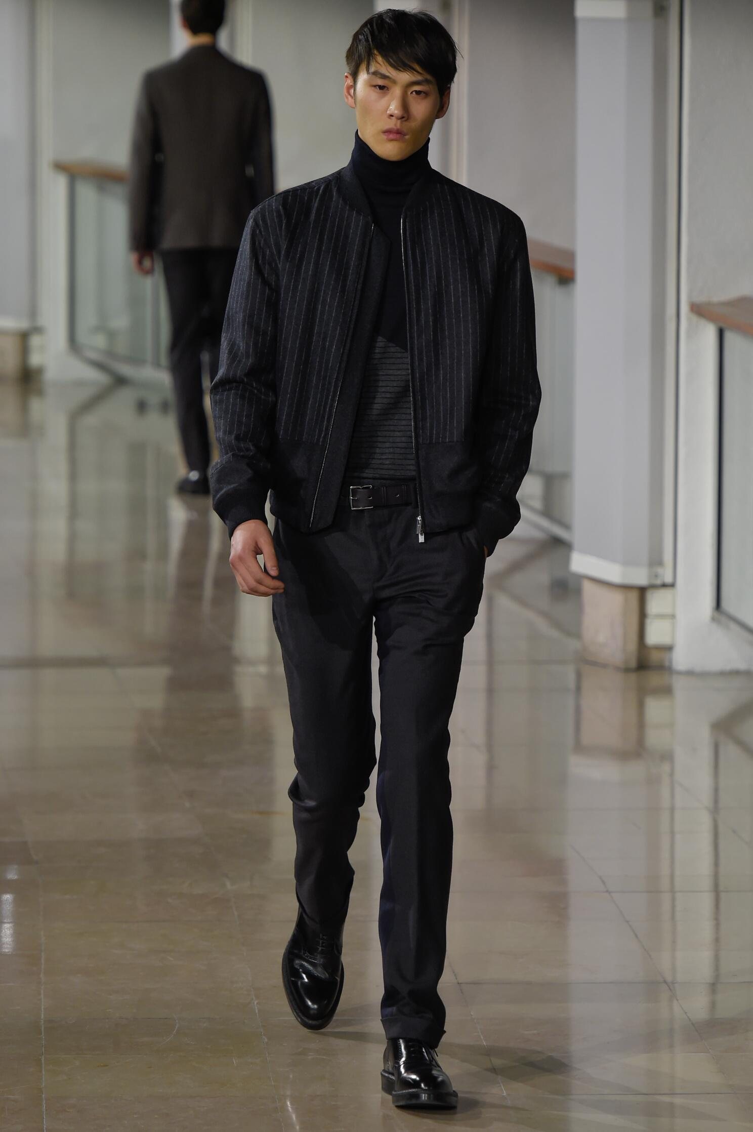 Fall 2015 Men Fashion Show Hermès Collection