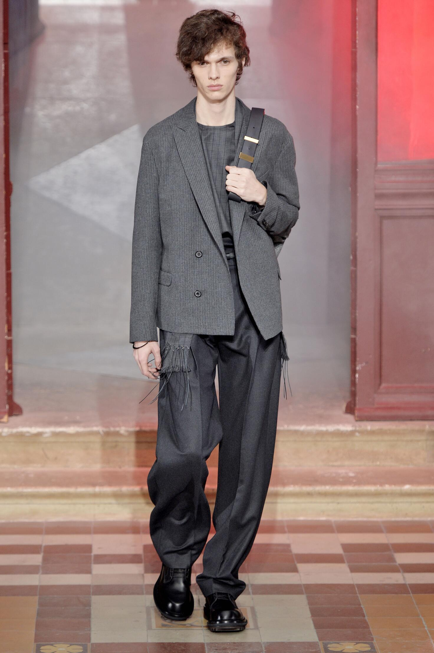Fall 2015 Men Fashion Show Lanvin Collection