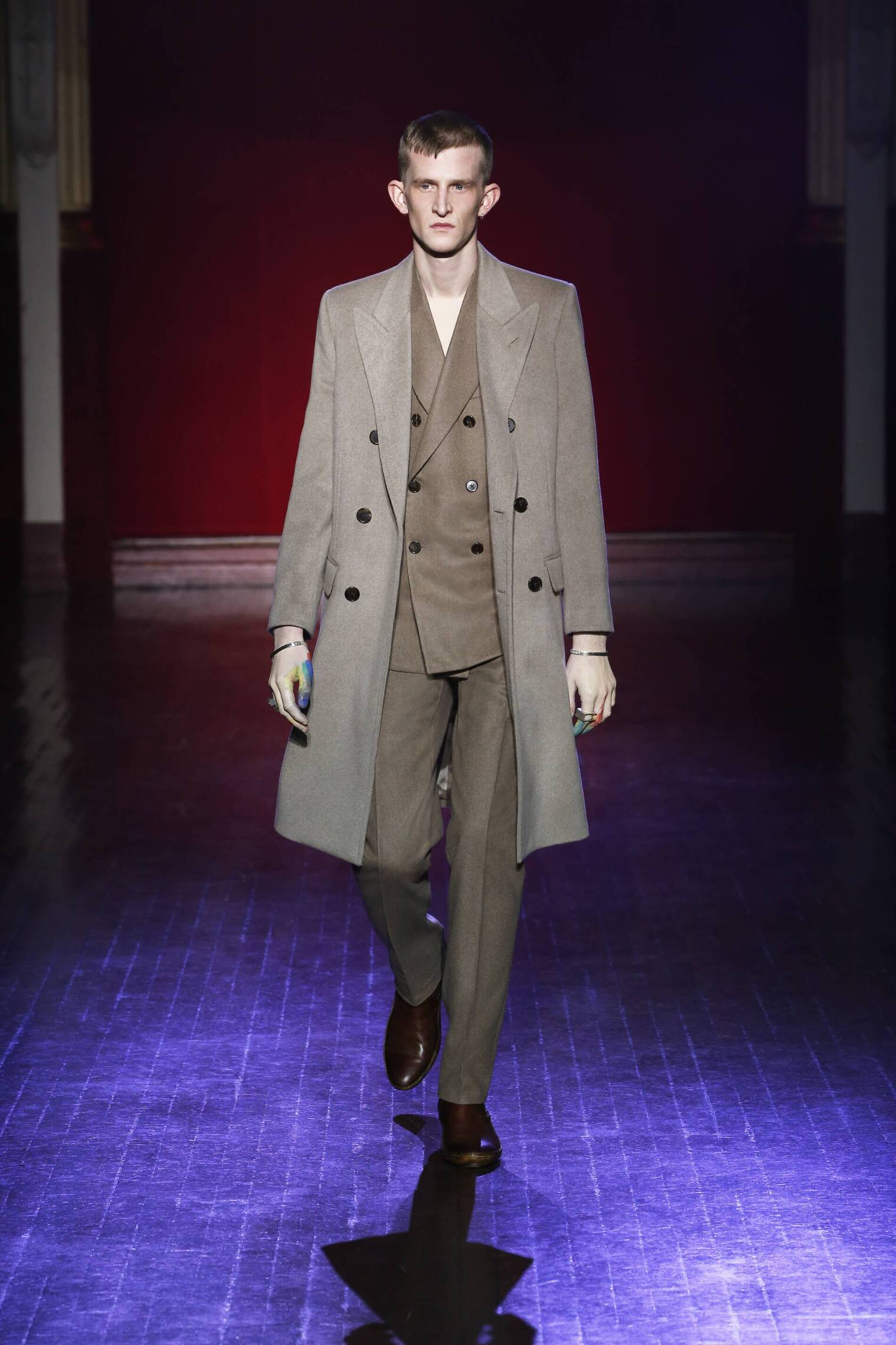 Fall 2015 Men Fashion Show Maison Margiela Collection